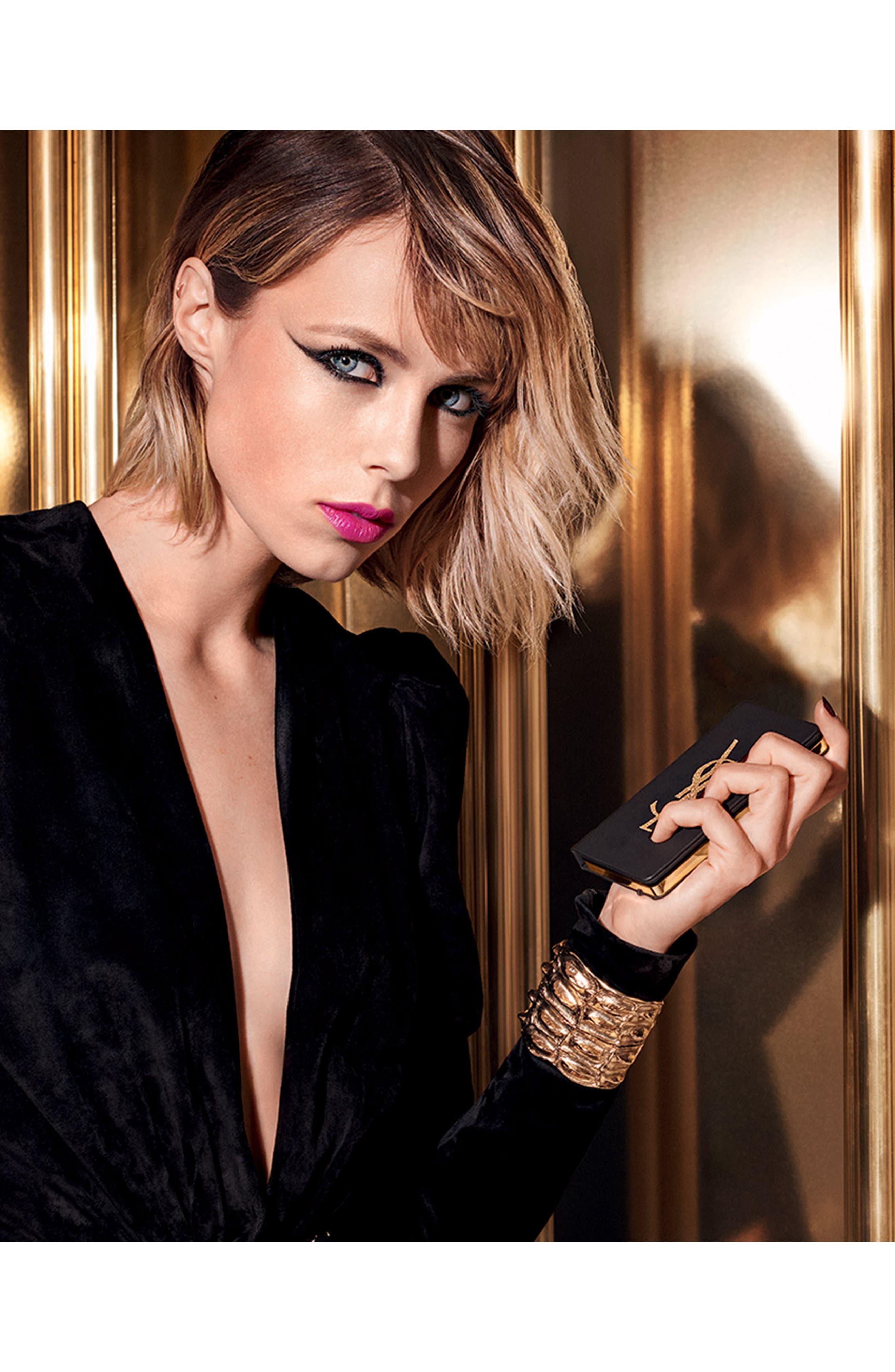 YVES SAINT LAURENT,                             Gold Attraction Multi-Use Makeup Palette,                             Alternate thumbnail 2, color,                             000