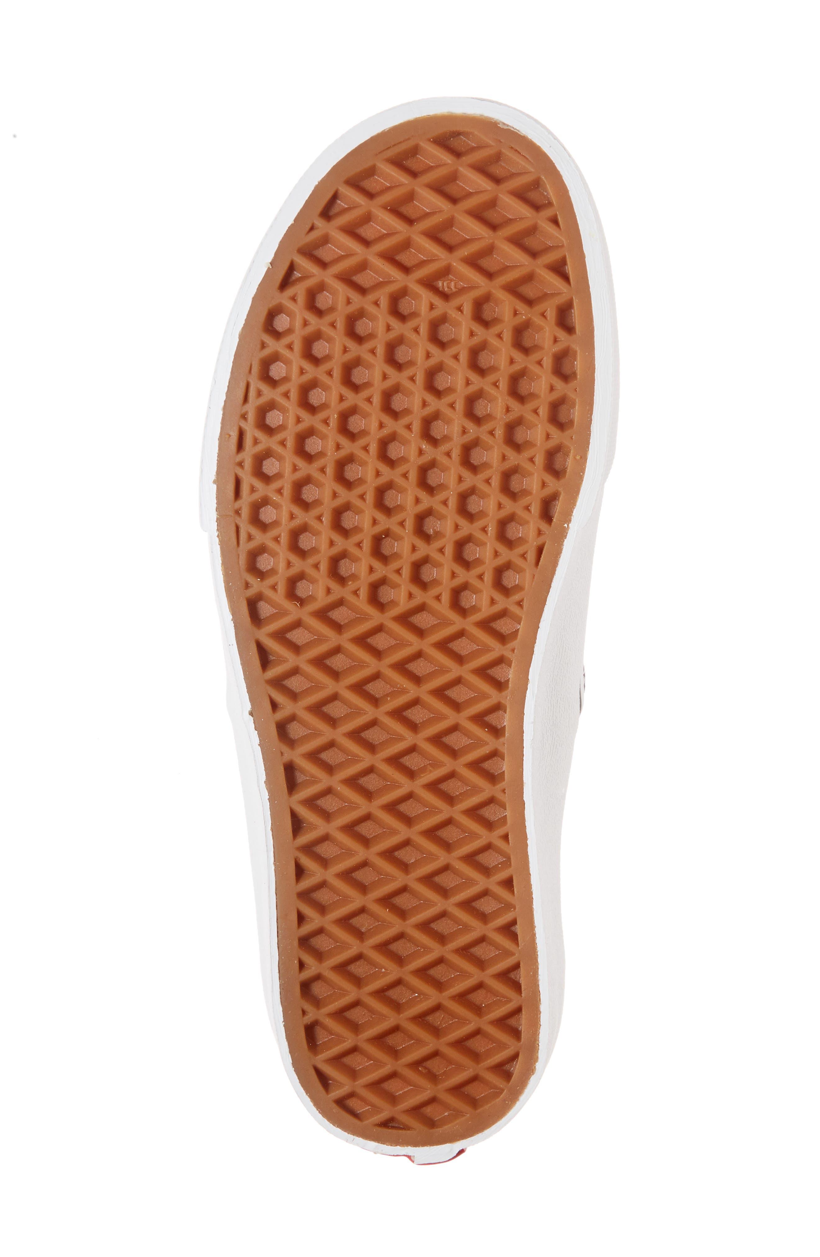 UA Authentic Lux Floral Sneaker,                             Alternate thumbnail 6, color,                             DIGI FLORAL/ BLACK