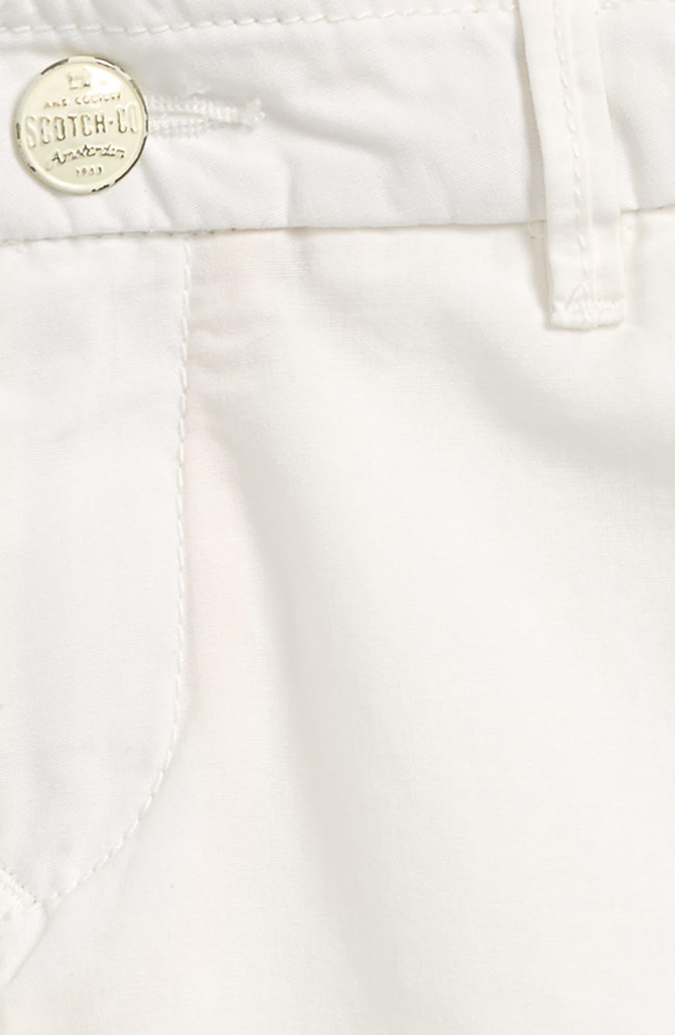 Poplin Shorts,                             Alternate thumbnail 2, color,                             100