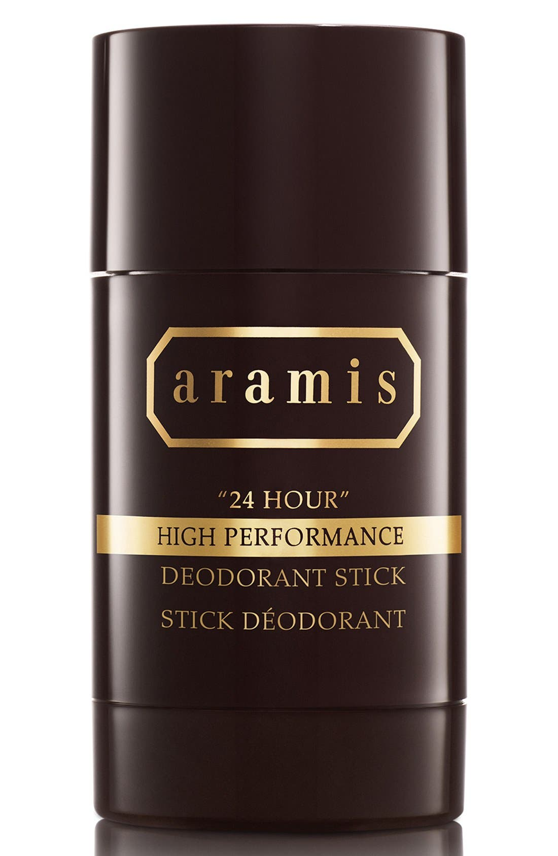 Aramis '24 Hour' High Performance Deodorant Stick,                             Main thumbnail 1, color,                             000