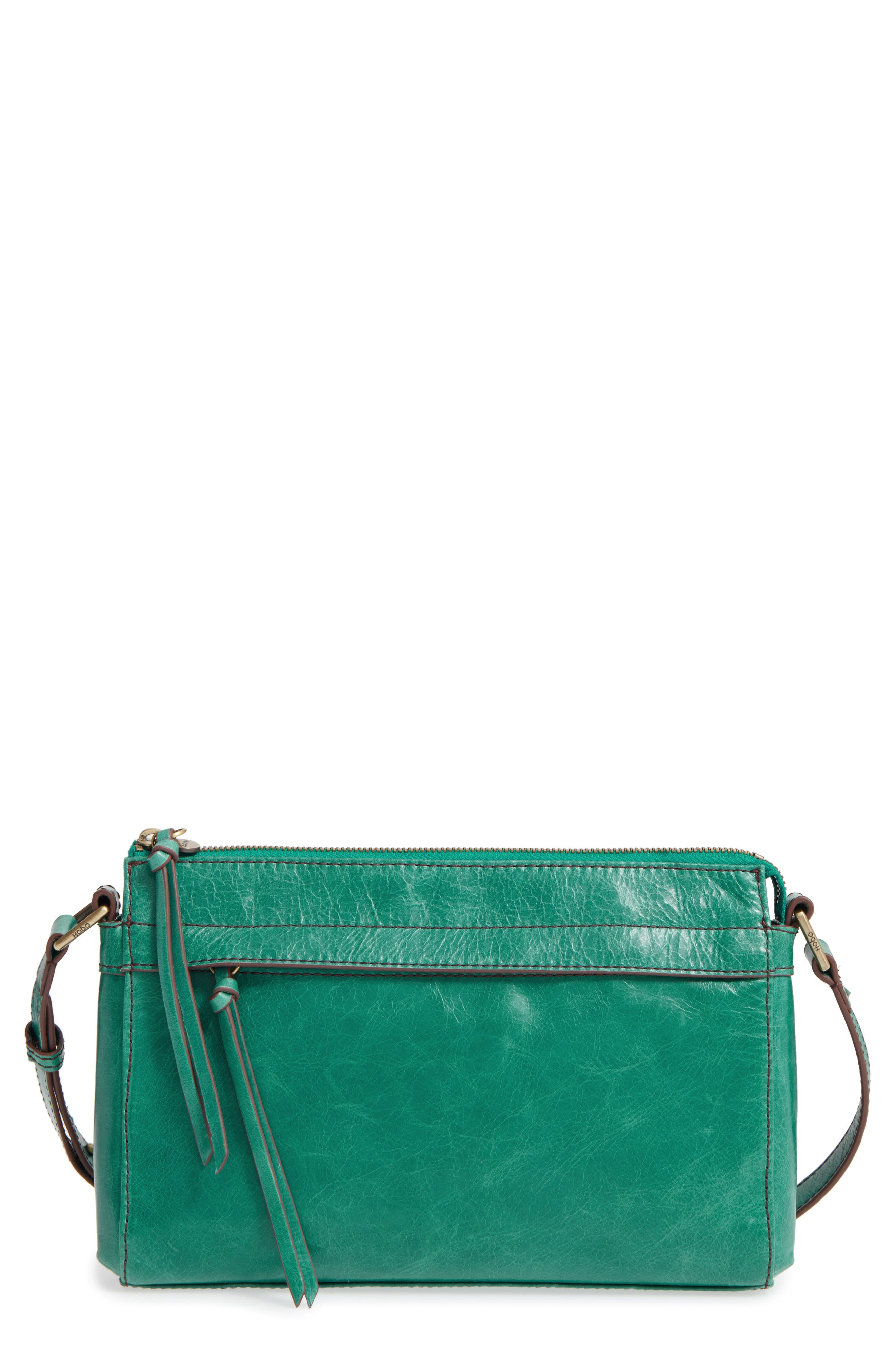 Tobey Leather Crossbody Bag,                             Alternate thumbnail 15, color,