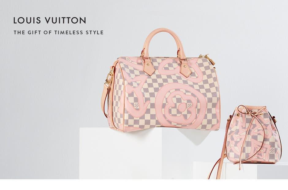 Louis Vuitton in-store boutique locations.