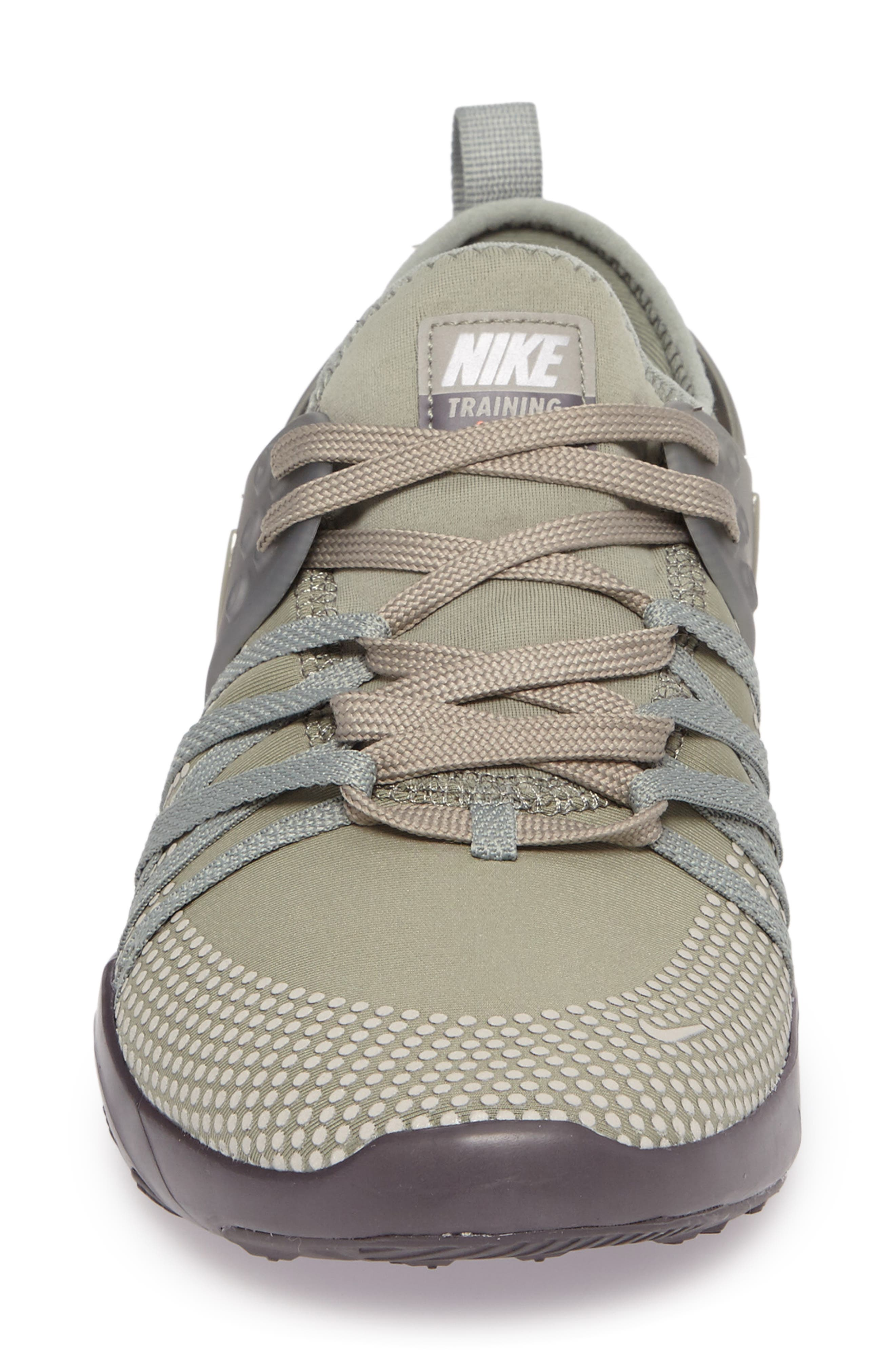 Free TR 7 Shield Water-Repellent Training Shoe,                             Alternate thumbnail 4, color,                             028