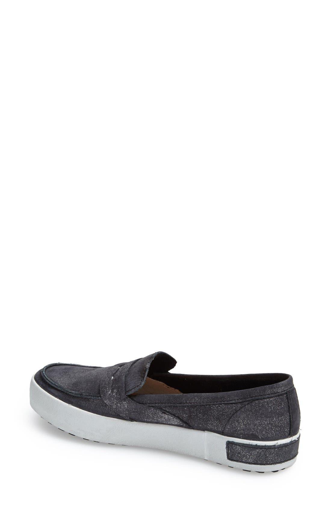 'JL23' Slip-On Sneaker,                             Alternate thumbnail 5, color,