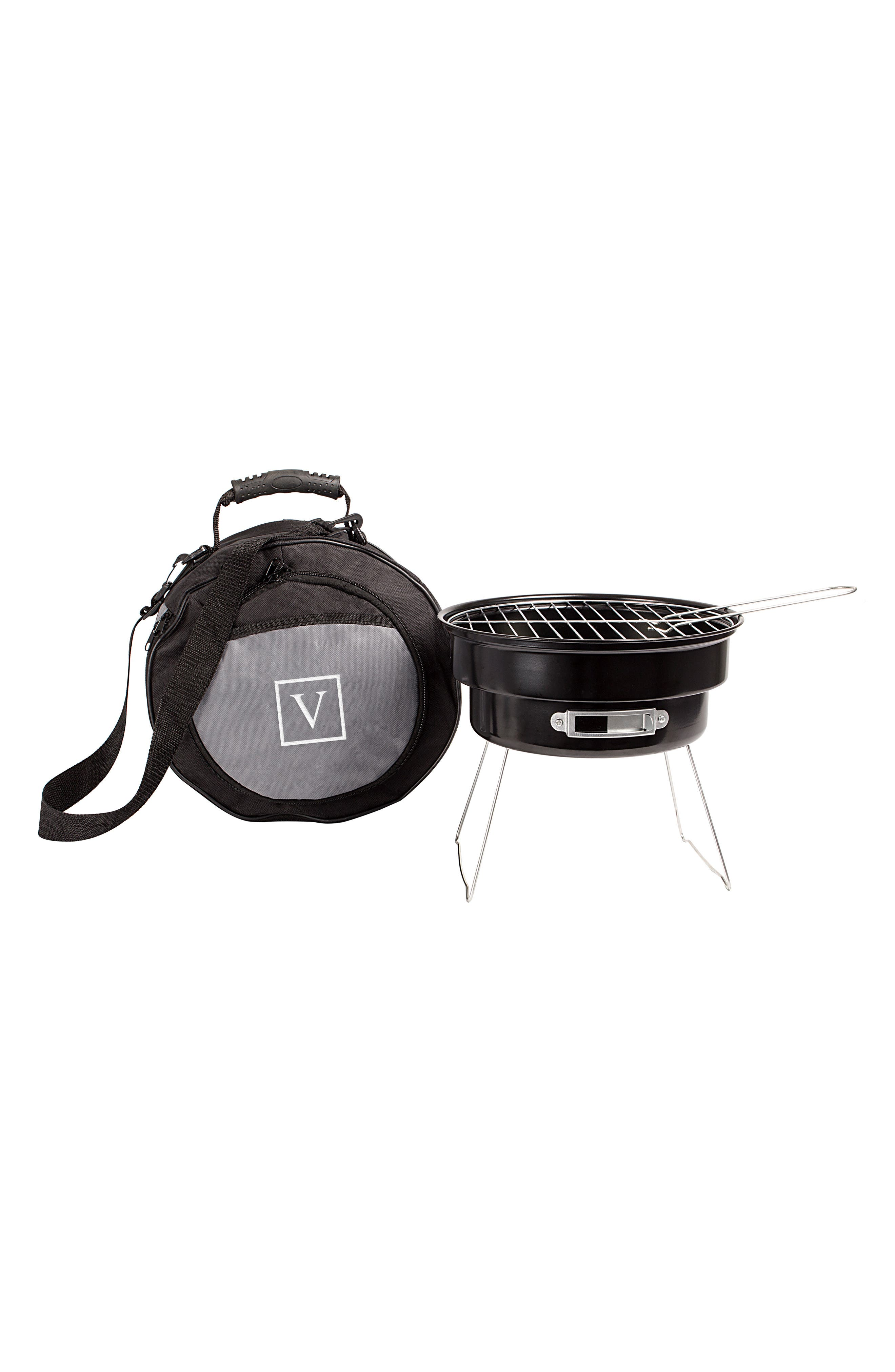 Monogram Cooler with Portable Grill,                             Alternate thumbnail 50, color,