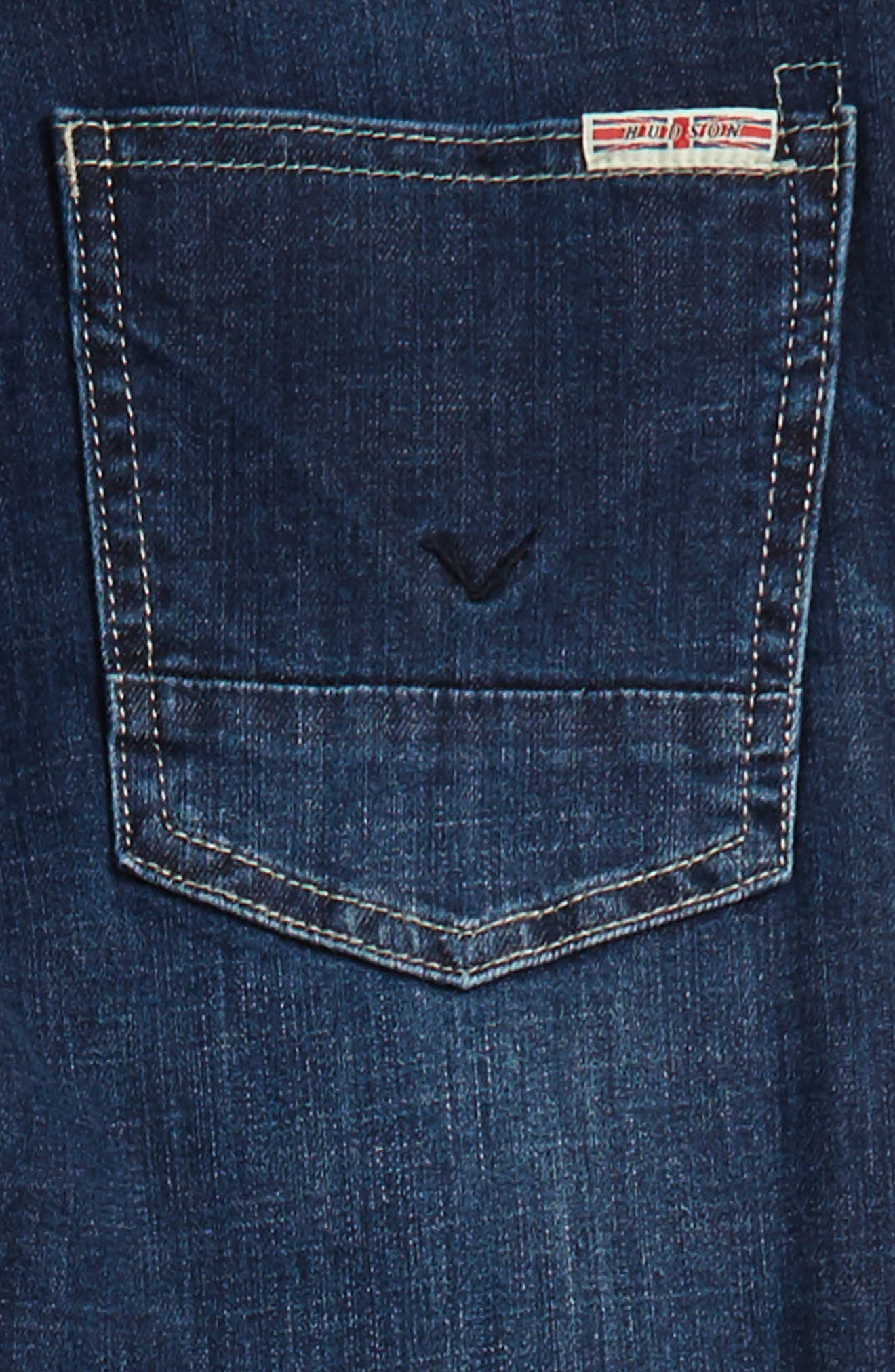 Jude Slim Straight Leg Jeans,                             Alternate thumbnail 3, color,                             497