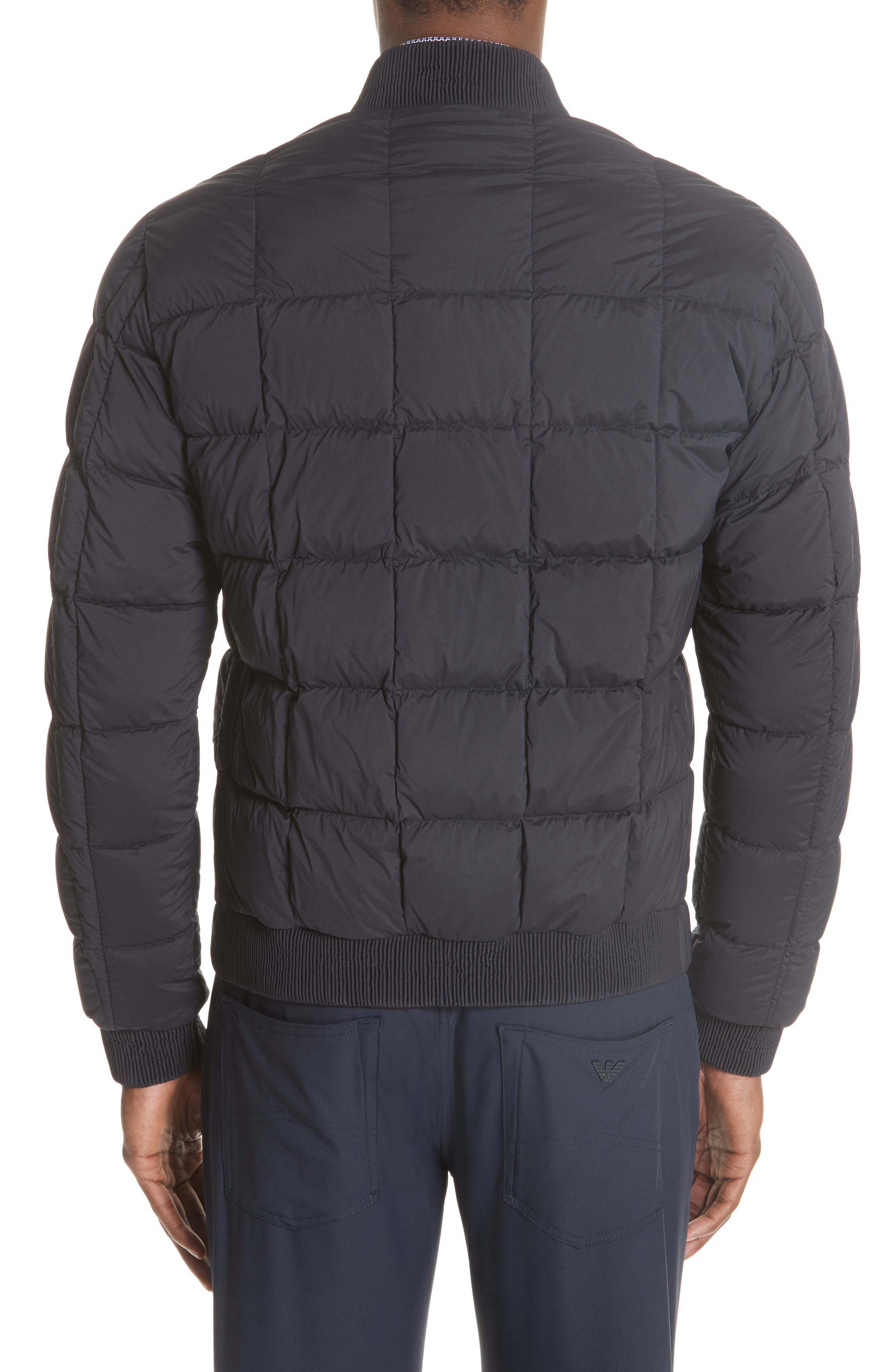 Quilted Down Jacket,                             Alternate thumbnail 2, color,                             400
