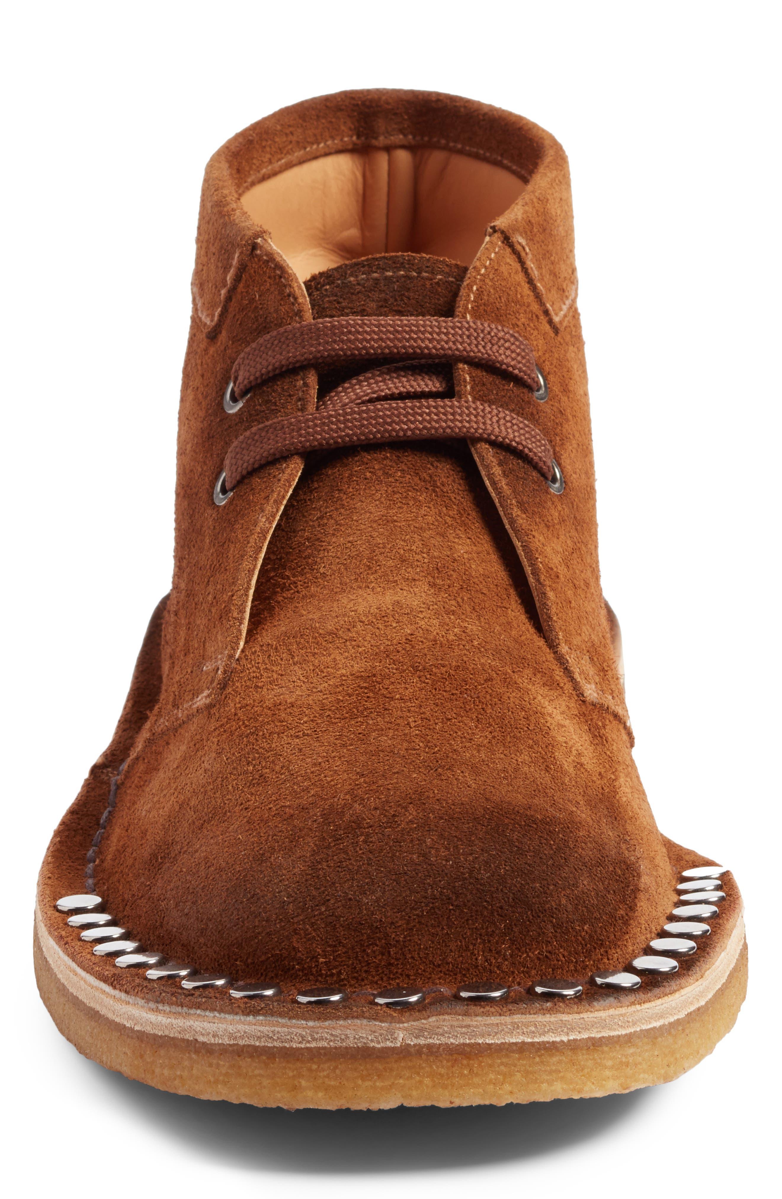 Studded Chukka Boot,                             Alternate thumbnail 4, color,                             251