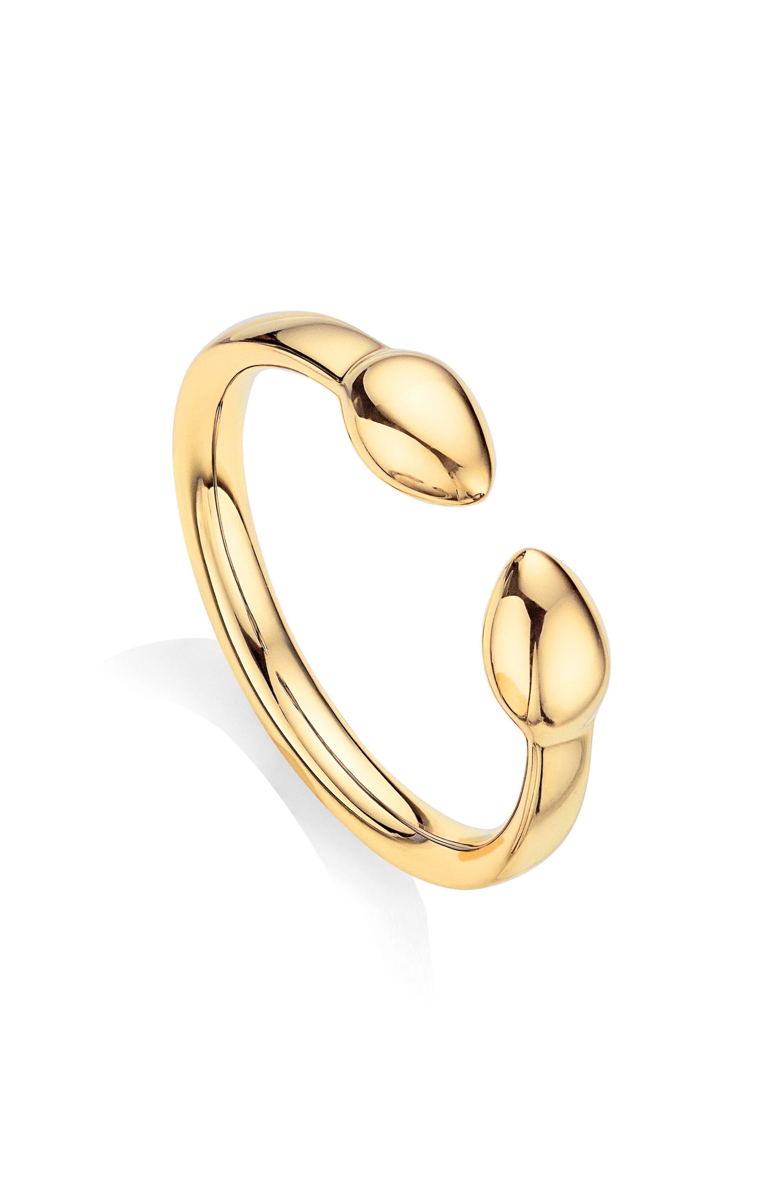 Fiji Bud Ring,                             Main thumbnail 1, color,                             GOLD