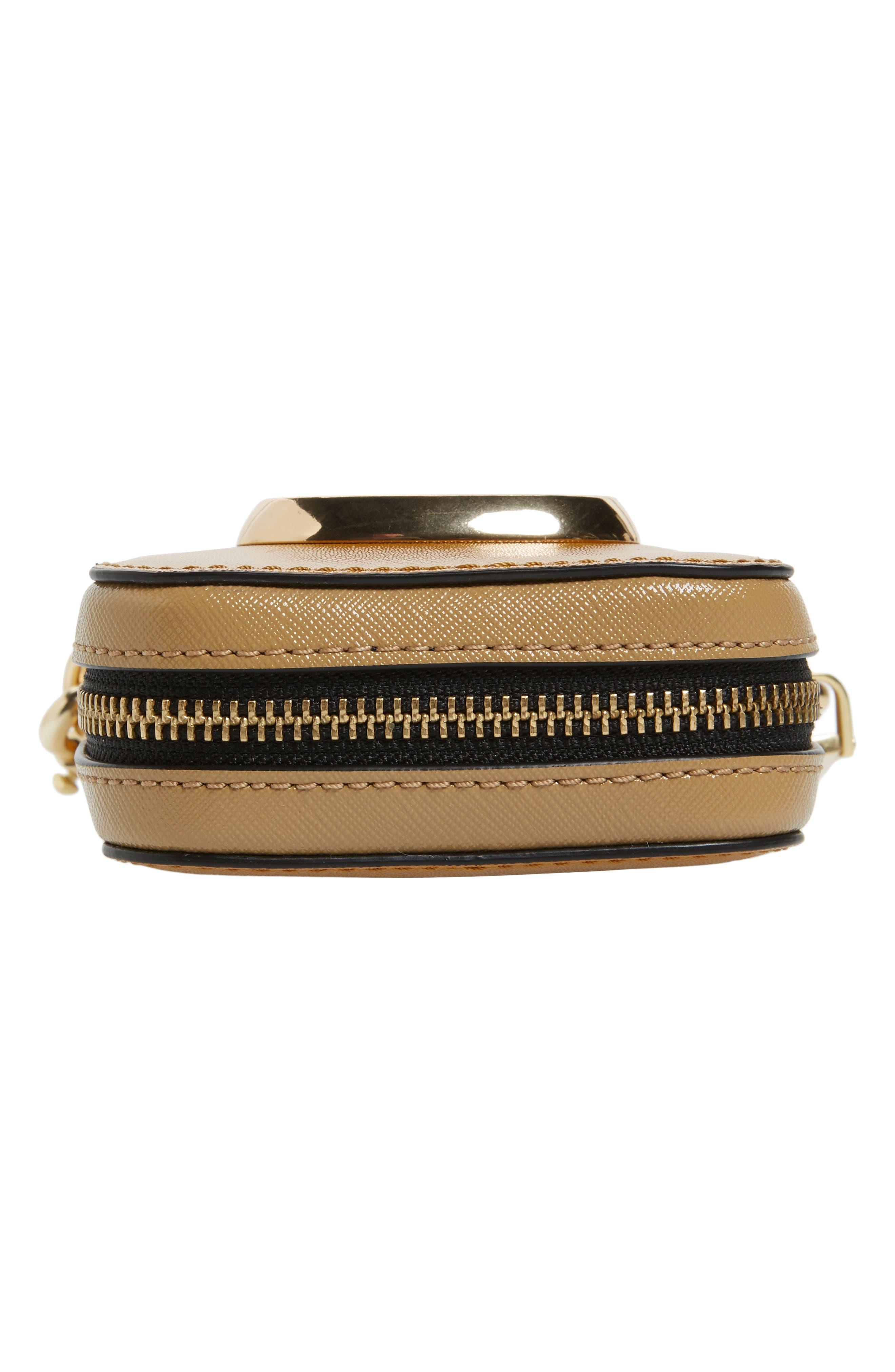 Hot Shot Saffiano Leather Shoulder Bag,                             Alternate thumbnail 23, color,