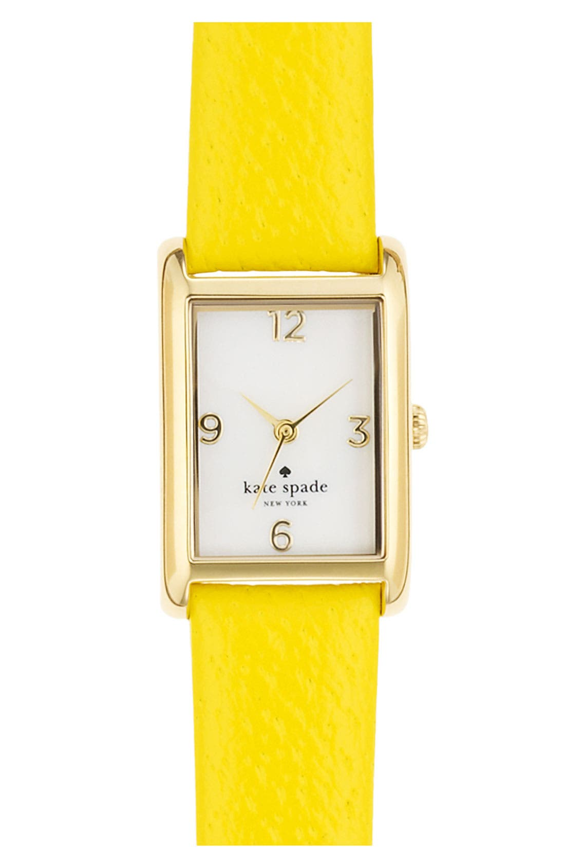 'cooper' leather strap watch, 21mm x 32mm,                             Main thumbnail 11, color,