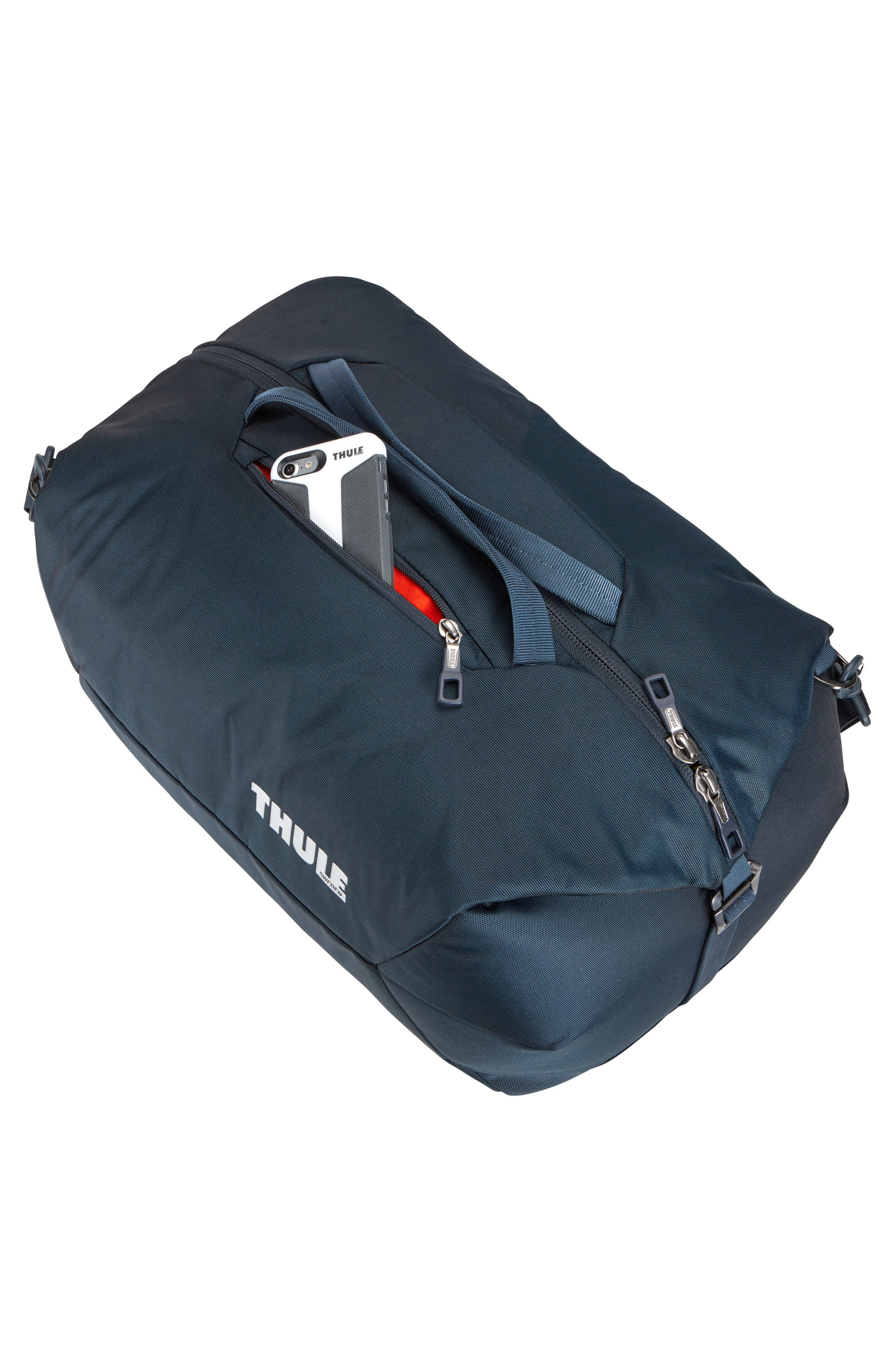 Subterra 40-Liter Convertible Duffel Bag,                             Alternate thumbnail 6, color,
