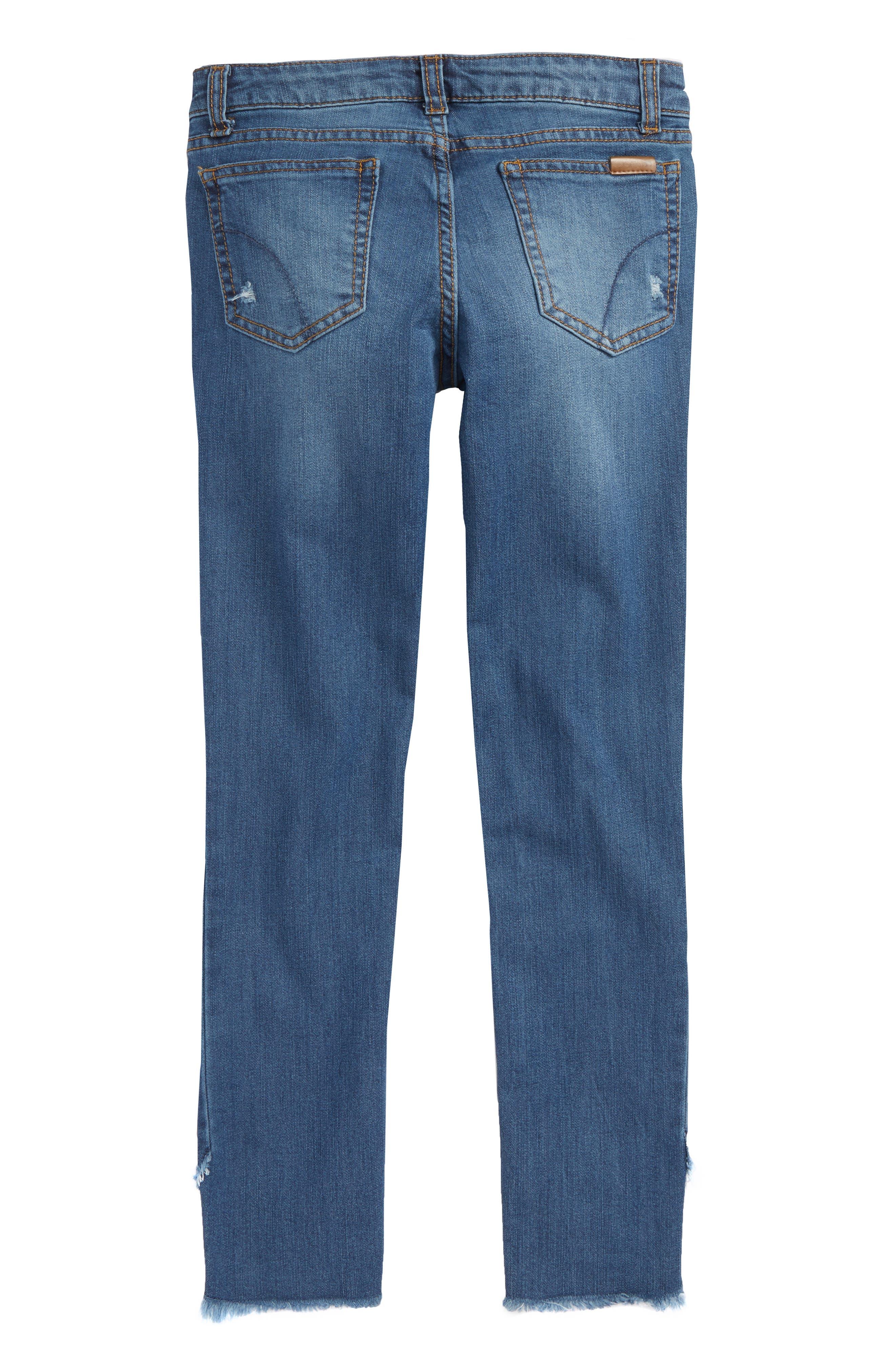 JOE'S,                             The Markie Ankle Tulip Hem Skinny Jeans,                             Alternate thumbnail 2, color,                             499