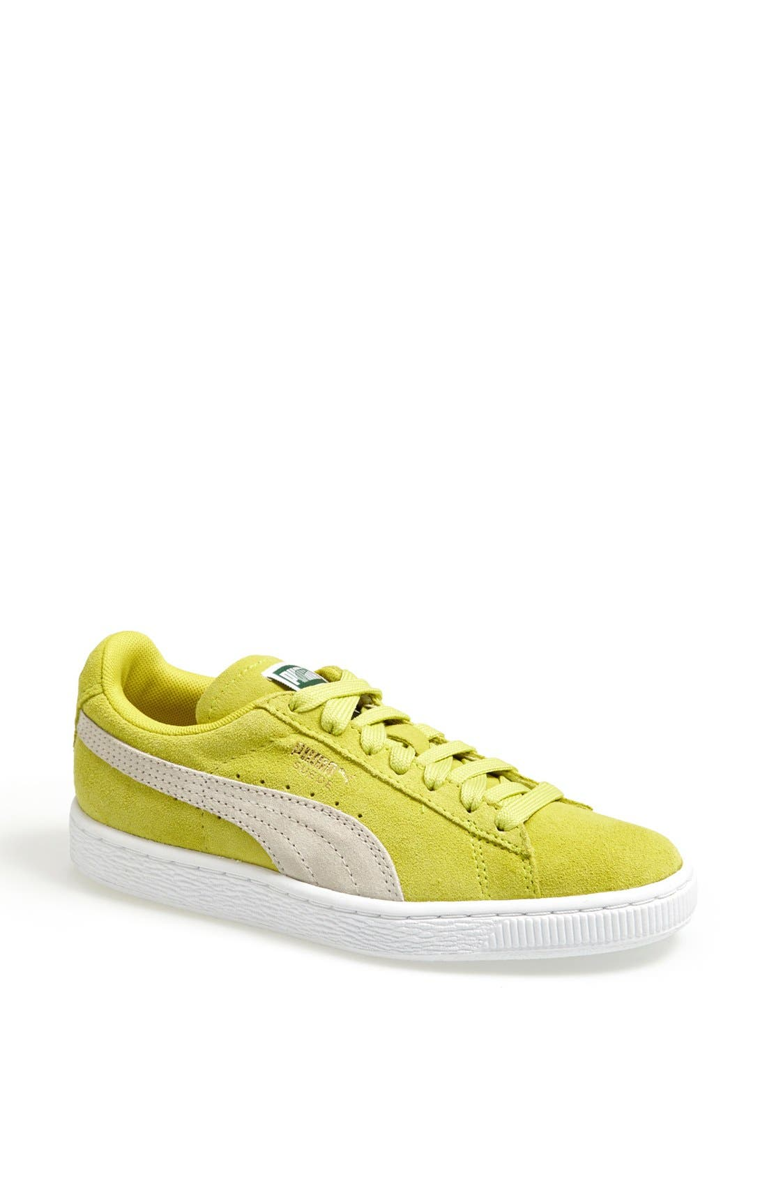 Suede Sneaker,                             Main thumbnail 28, color,