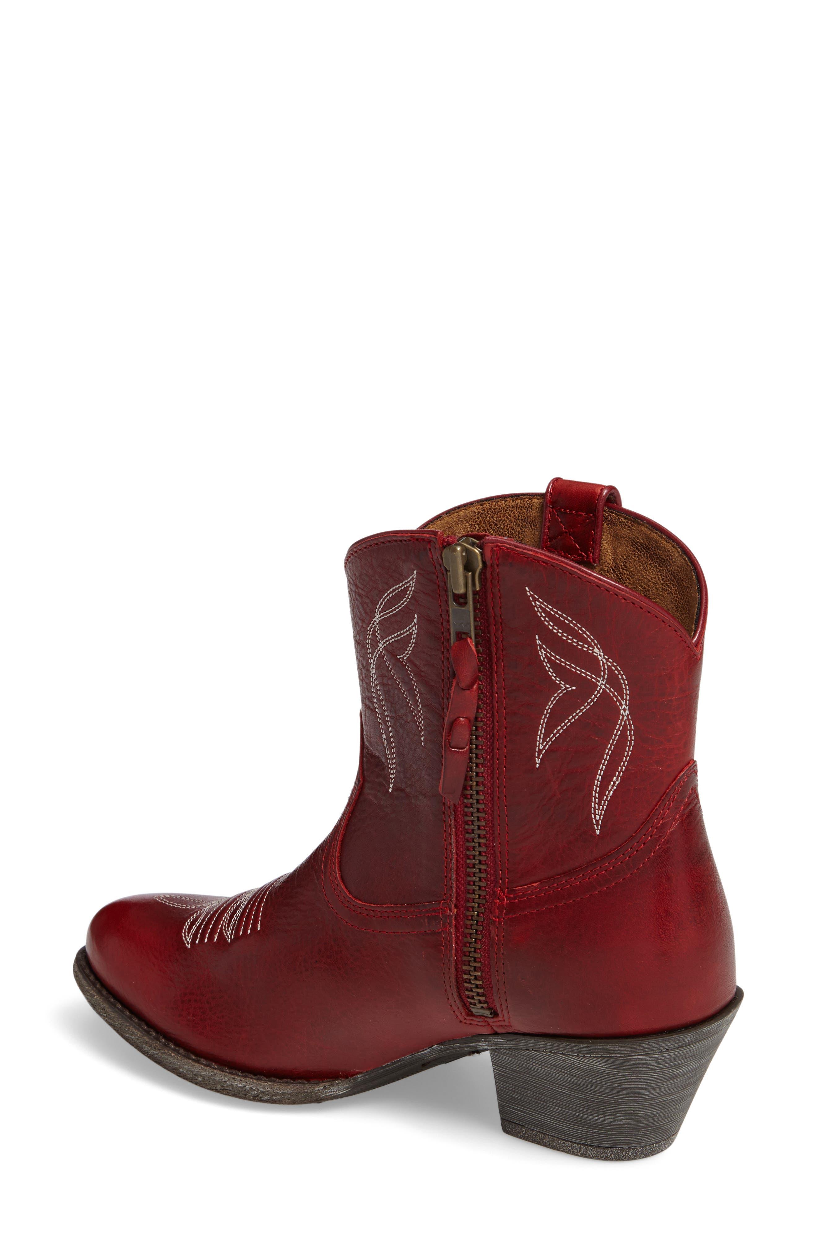 Darlin Short Western Boot,                             Alternate thumbnail 14, color,