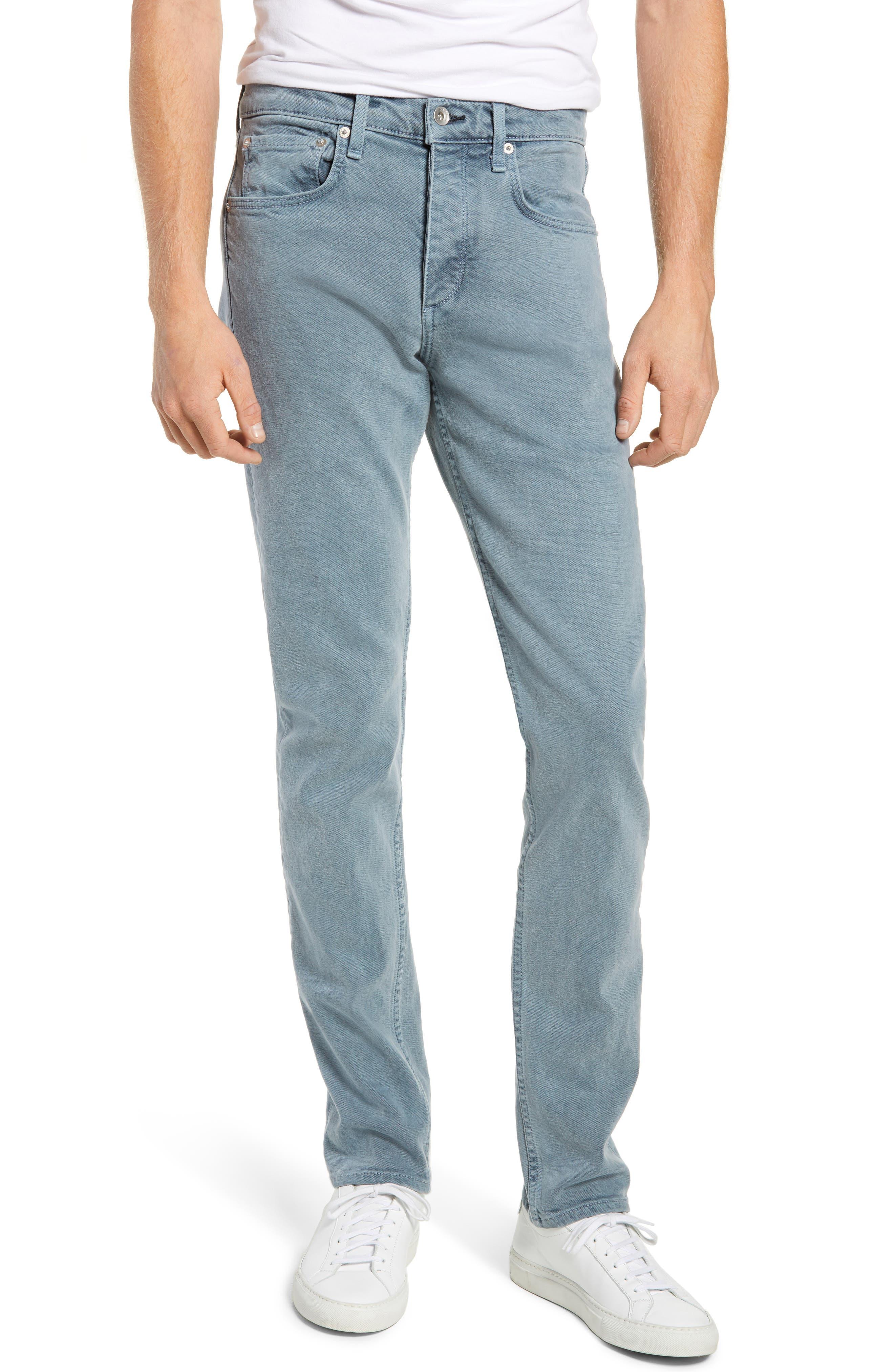 RAG & BONE Fit 2 Slim Fit Jeans, Main, color, SAUSALITO