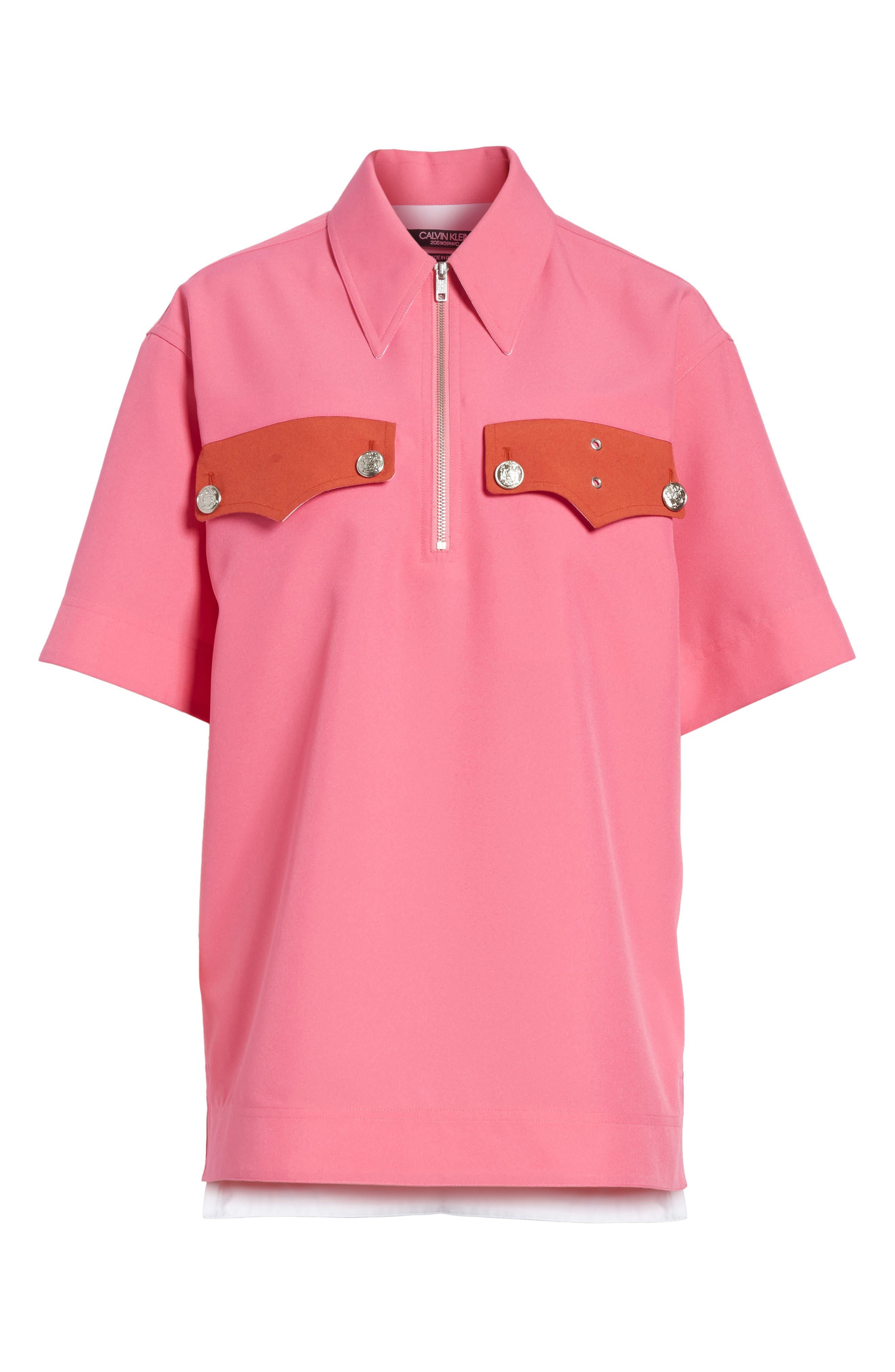 Policeman Shirt,                             Alternate thumbnail 6, color,                             673