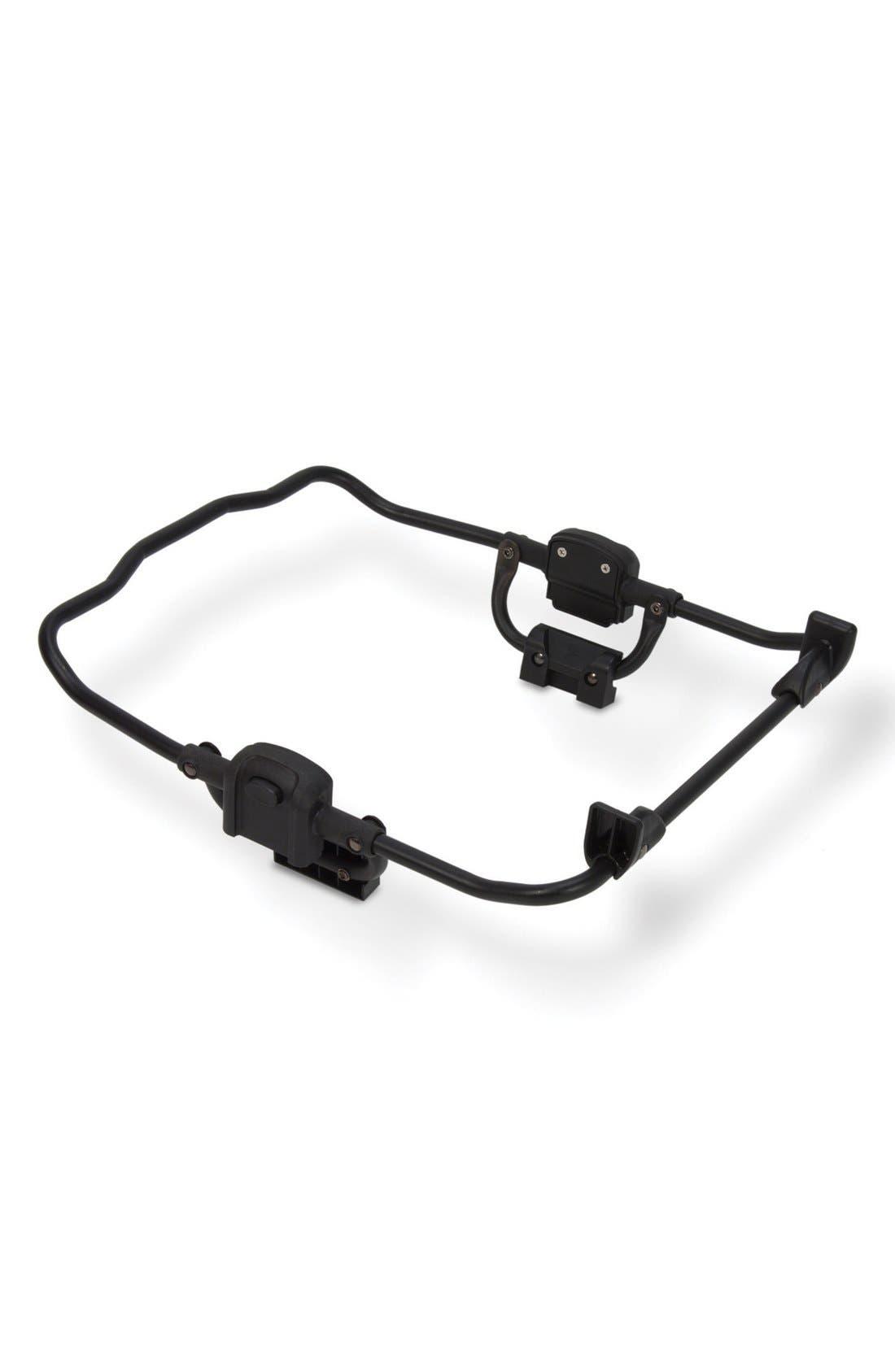 VISTA & CRUZ Stroller to Chicco<sup>®</sup> Car Seat Adapter,                             Main thumbnail 1, color,                             BLACK