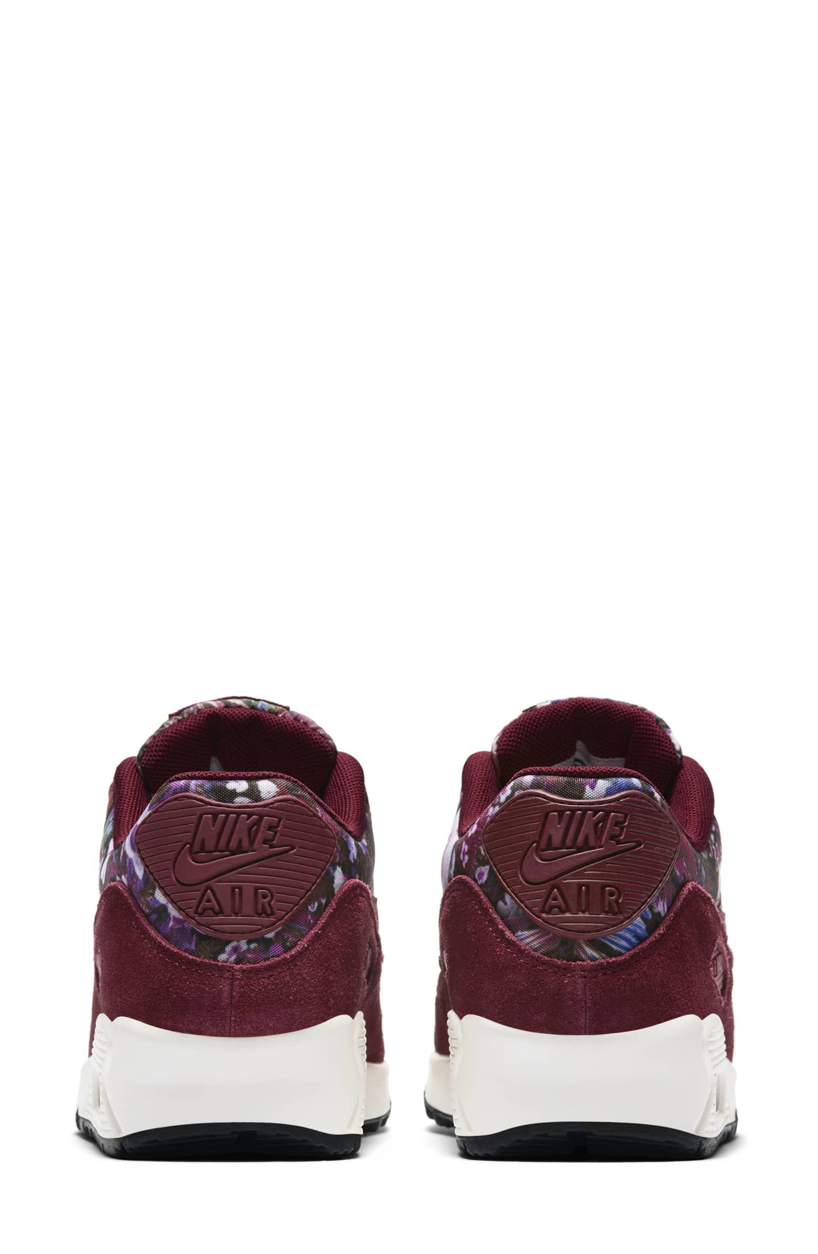 Air Max 90 SE Sneaker,                             Alternate thumbnail 18, color,