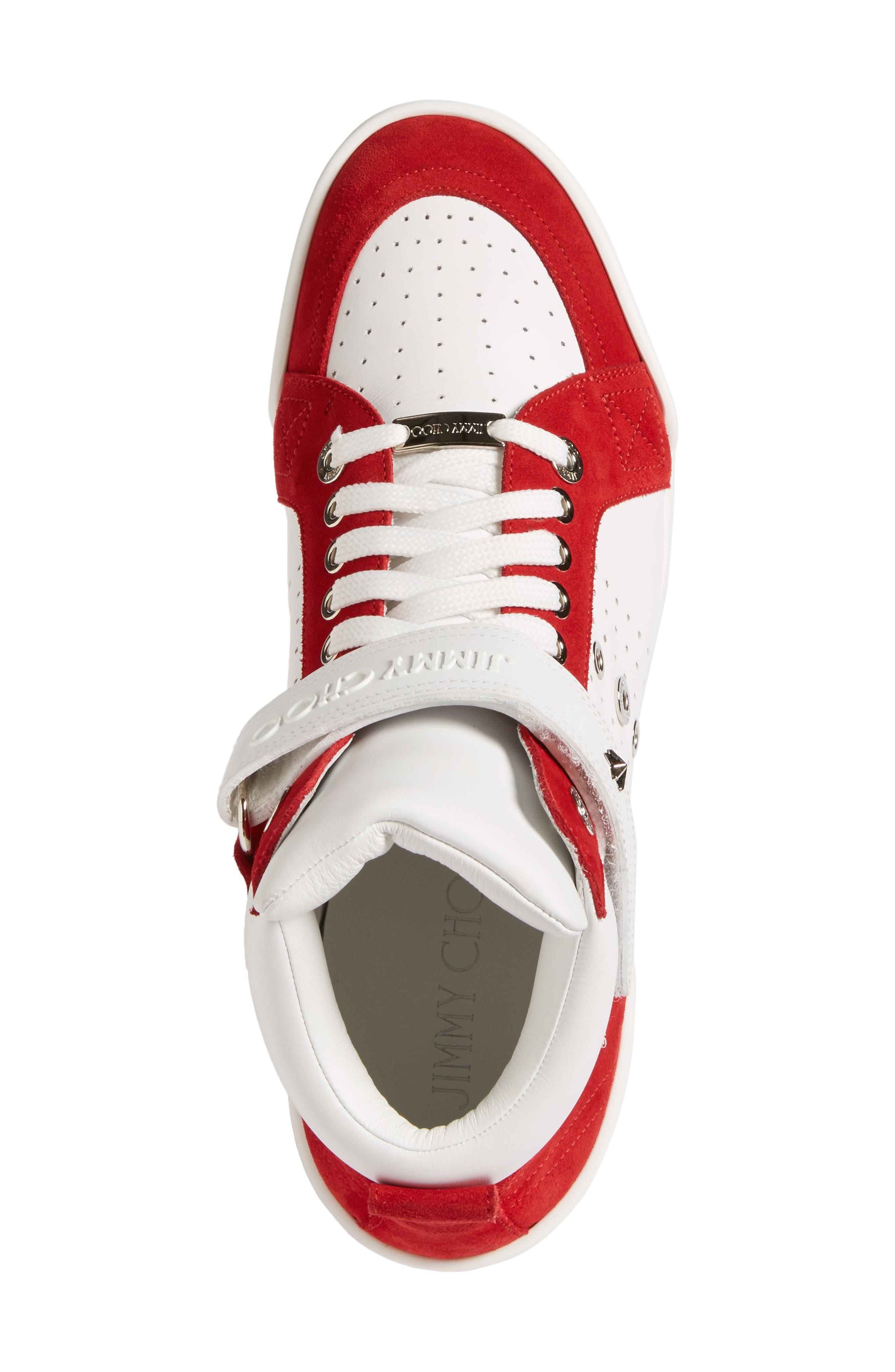 Lewis Sneaker,                             Alternate thumbnail 5, color,                             100