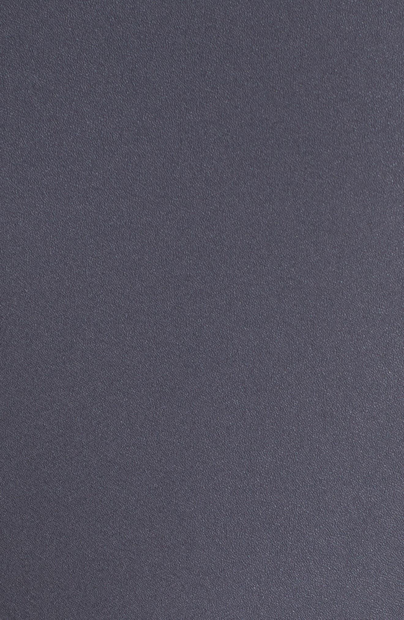 Bell Sleeve Sheath Dress,                             Alternate thumbnail 5, color,                             410