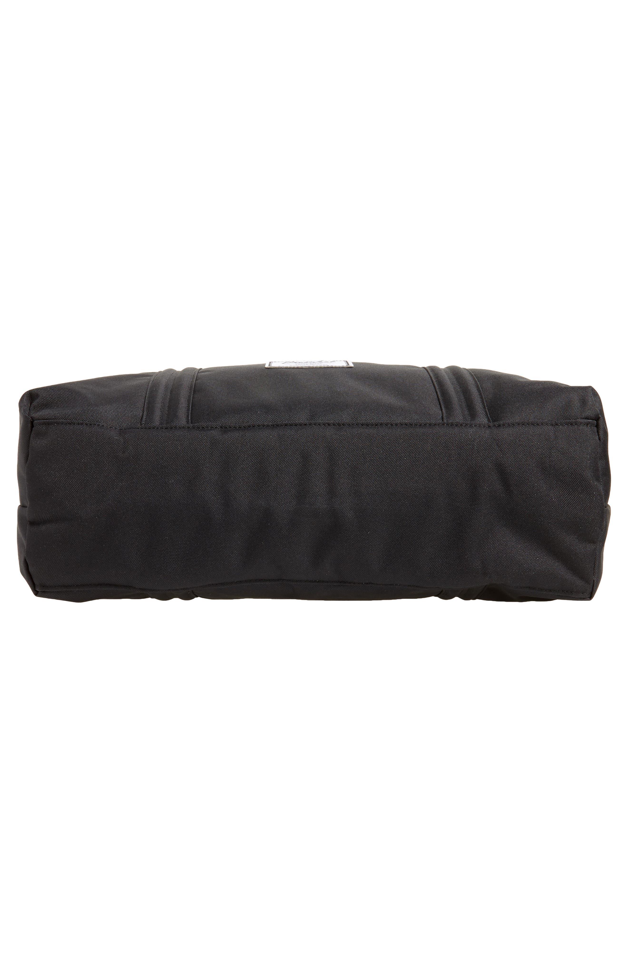 Sprout Diaper Bag,                             Alternate thumbnail 6, color,                             BLACK