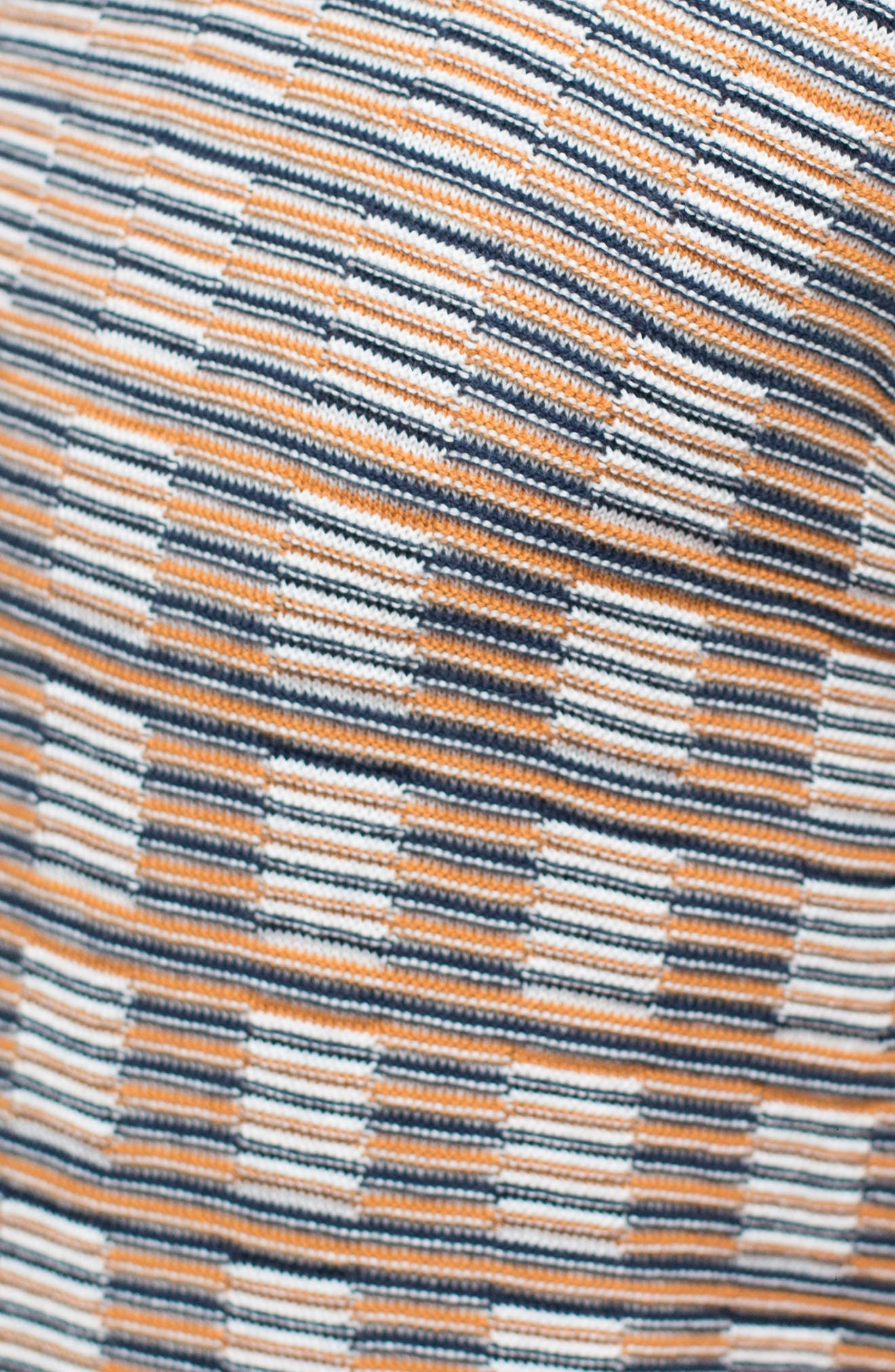 Mixed Stripe Polo,                             Alternate thumbnail 4, color,                             200