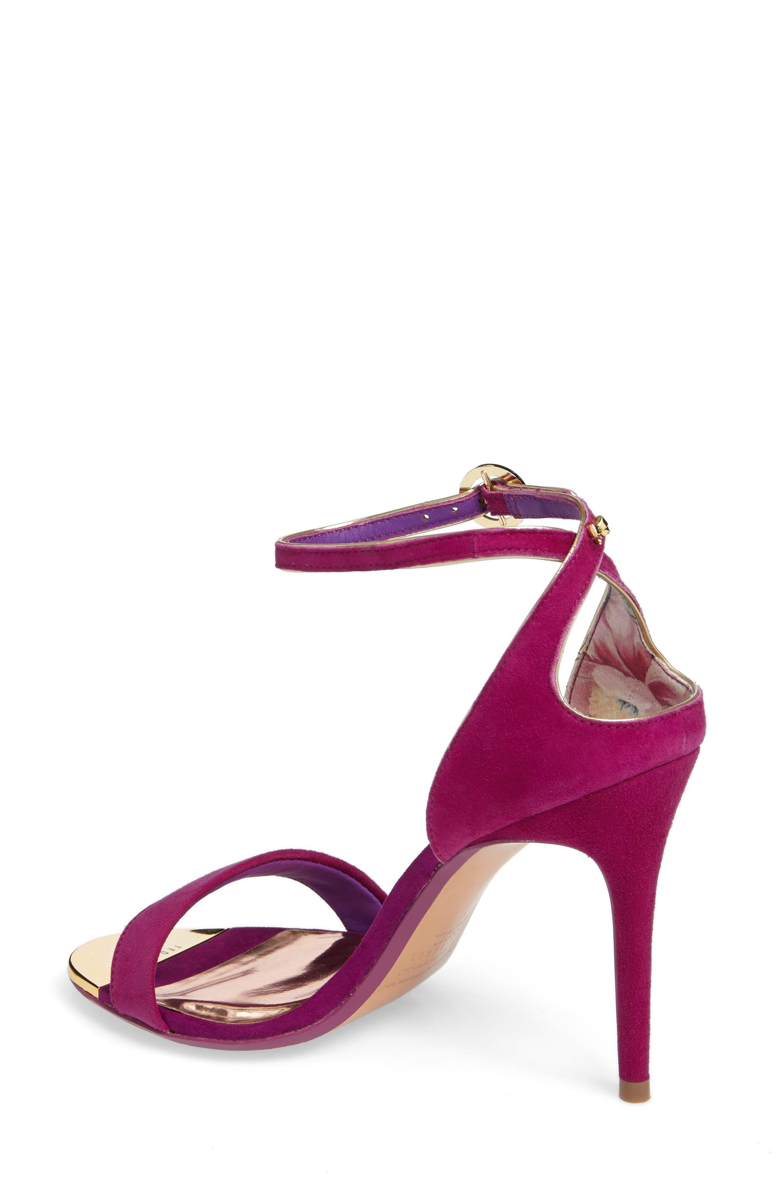 Mirobell Ankle Strap Sandal,                             Alternate thumbnail 6, color,