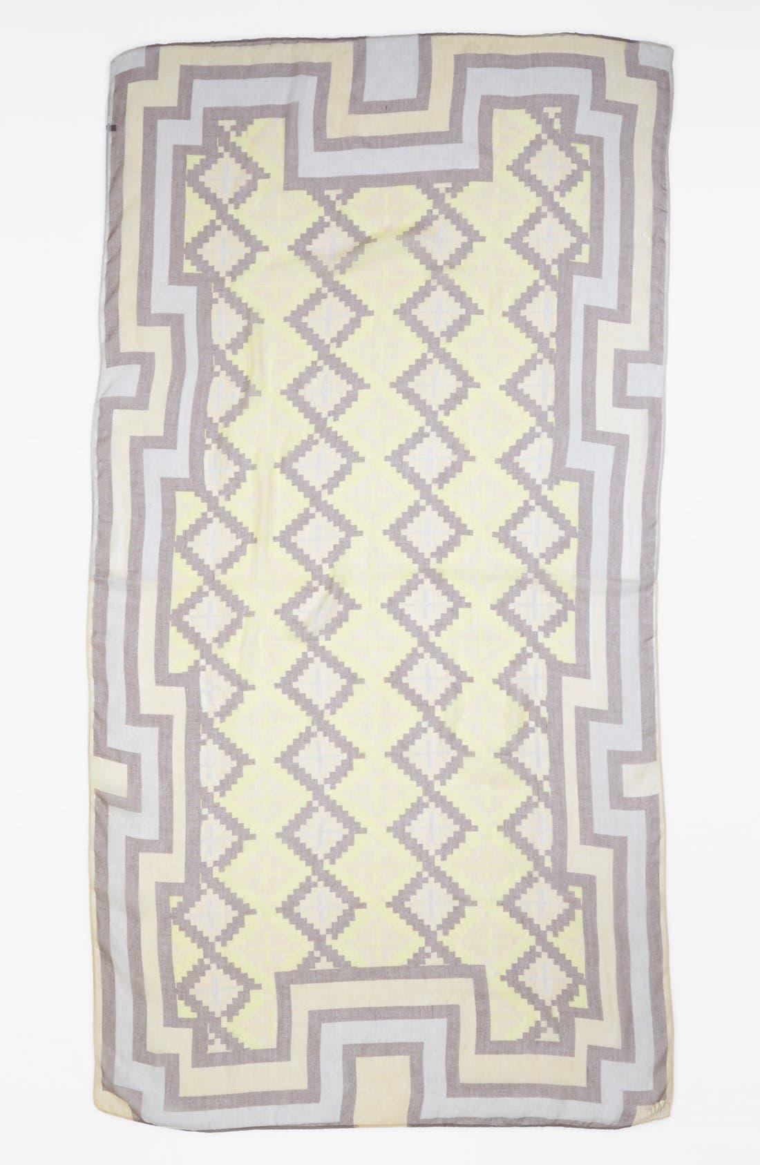 Couture 'Aztec' Scarf,                             Alternate thumbnail 2, color,                             250