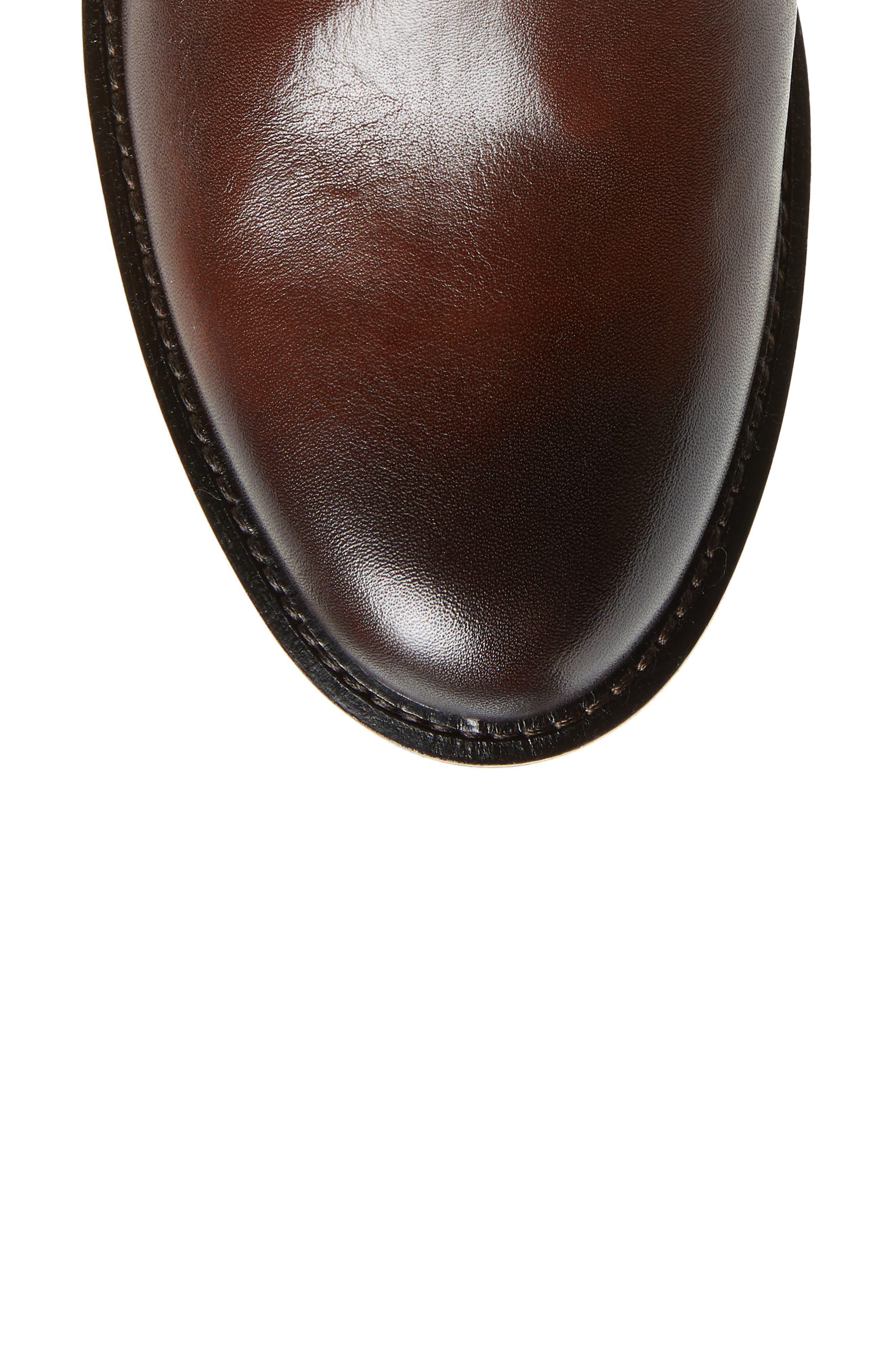 ECCO,                             Shape 25 Tall Buckle Boot,                             Alternate thumbnail 5, color,                             243