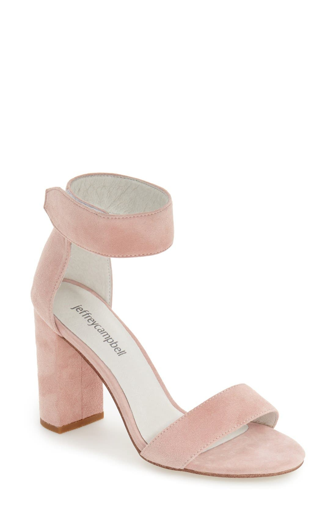 'Lindsay' Ankle Strap Sandal,                             Main thumbnail 12, color,