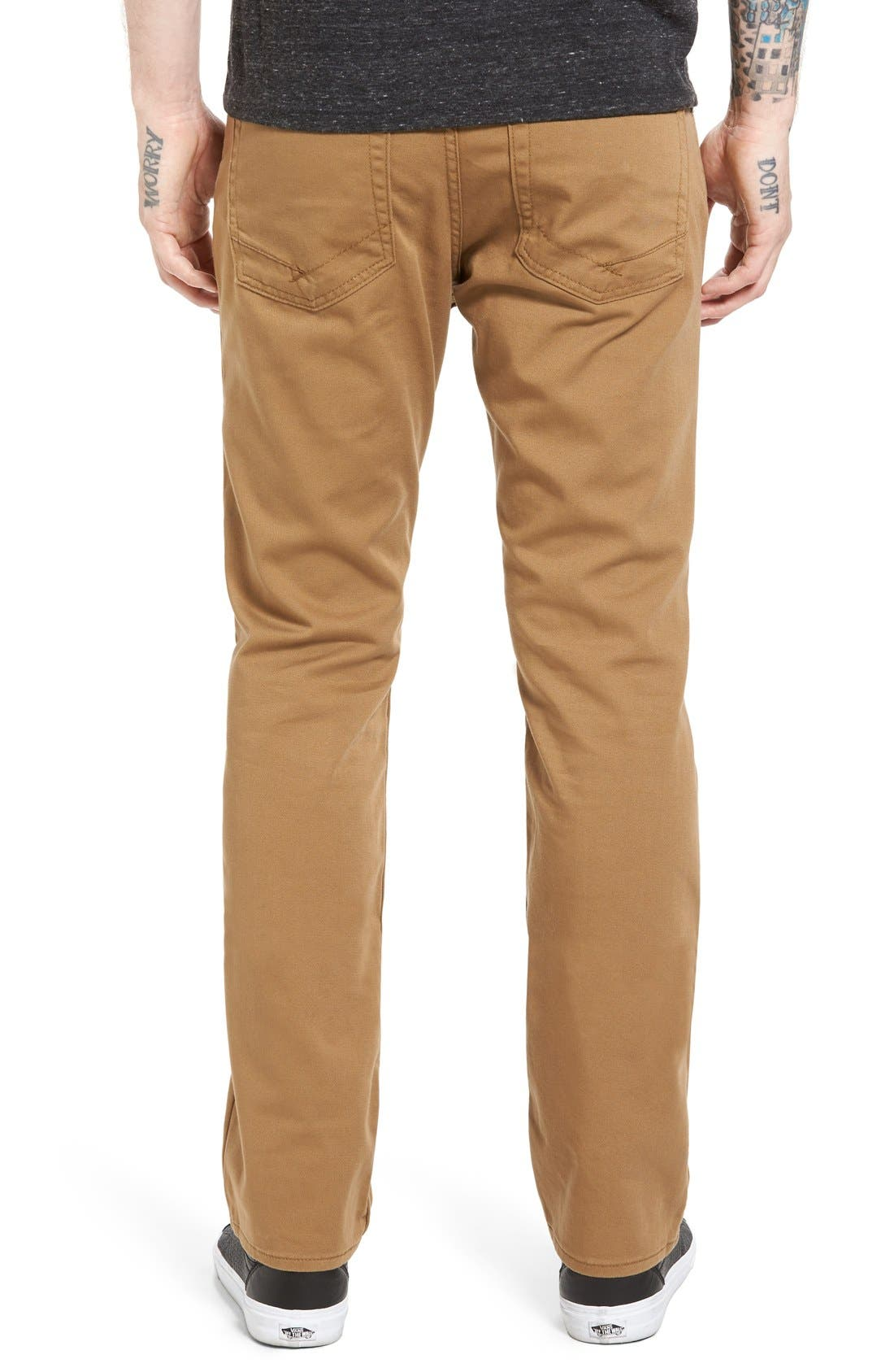 V56 Covina II Slim Fit Pants,                             Alternate thumbnail 27, color,