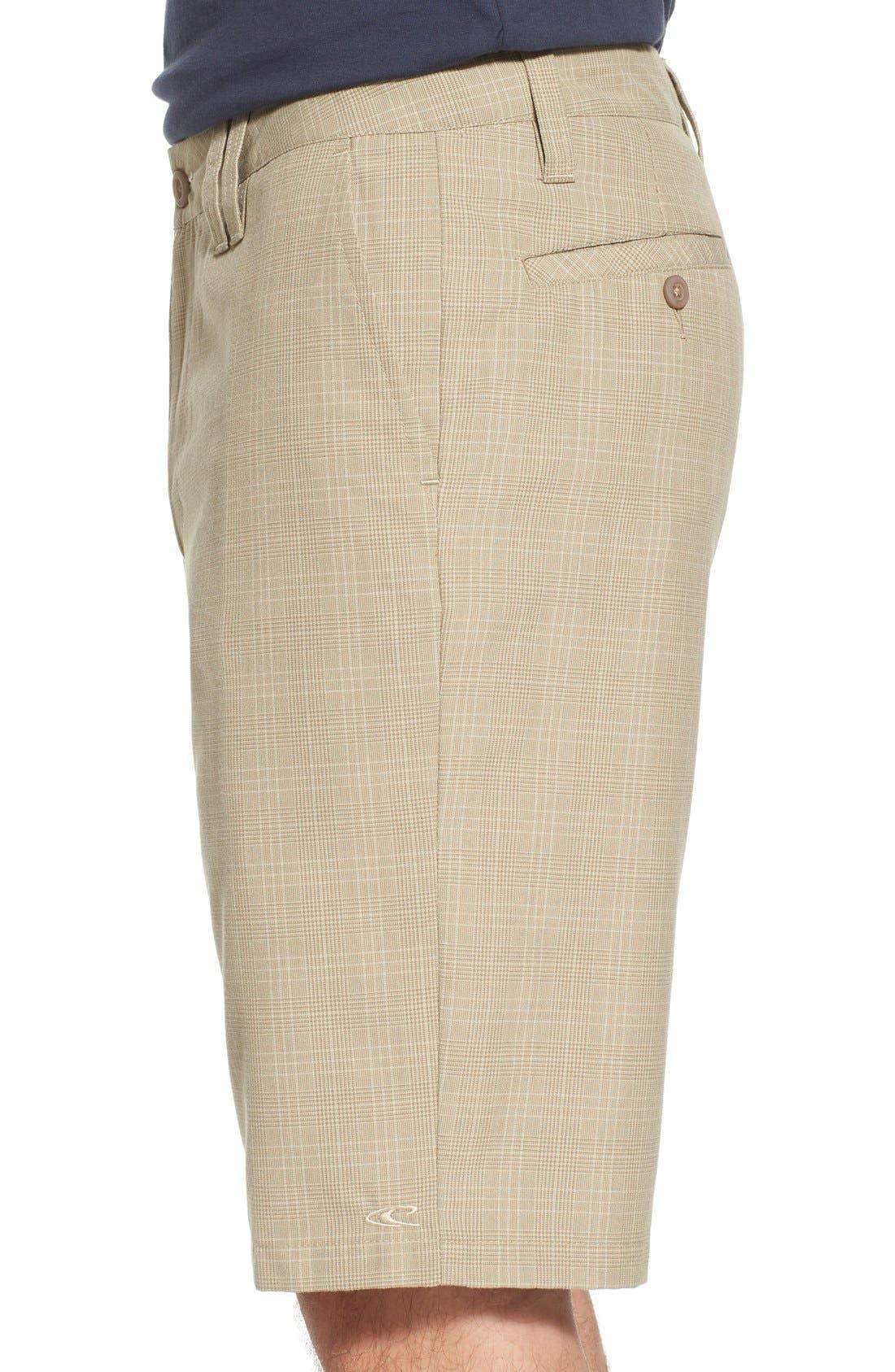 'Delta Plaid' Chino Shorts,                             Alternate thumbnail 20, color,