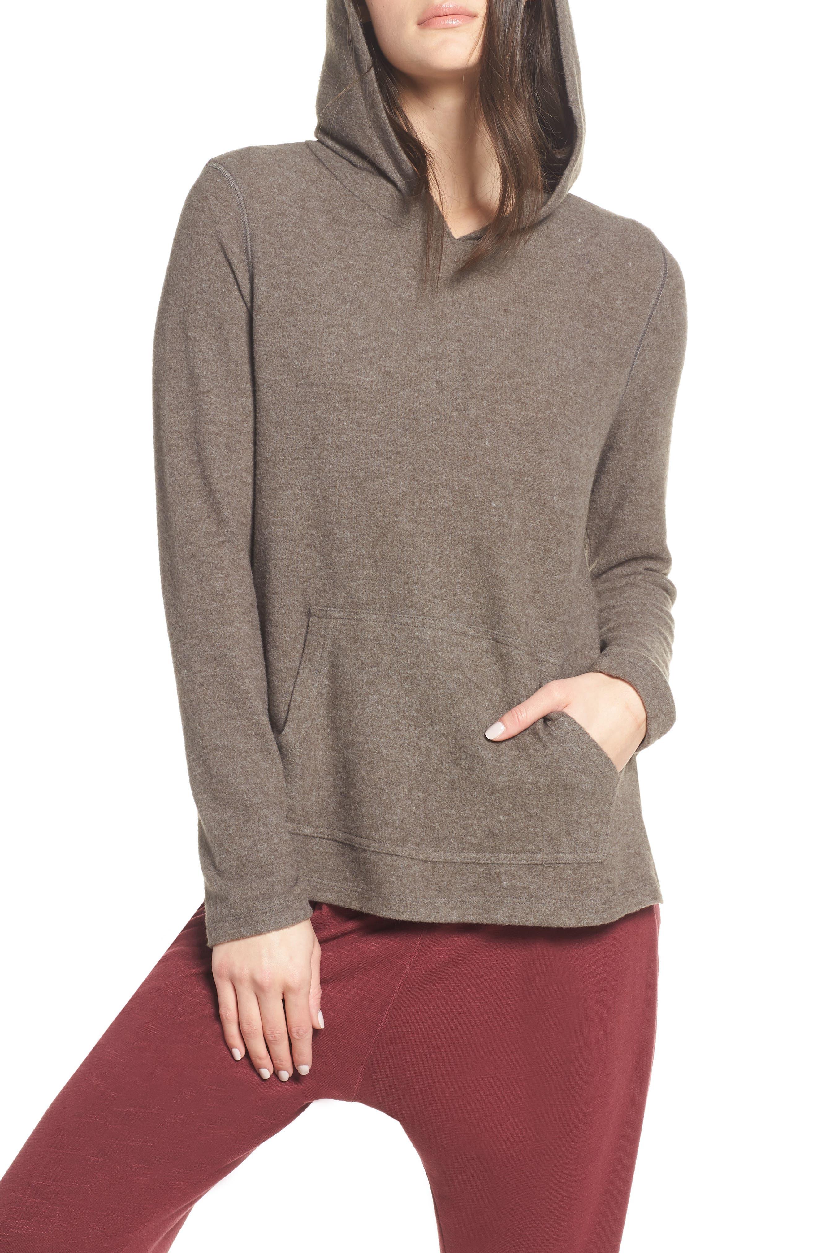 ZELLA Cozy Hoodie Sweatshirt, Main, color, 021