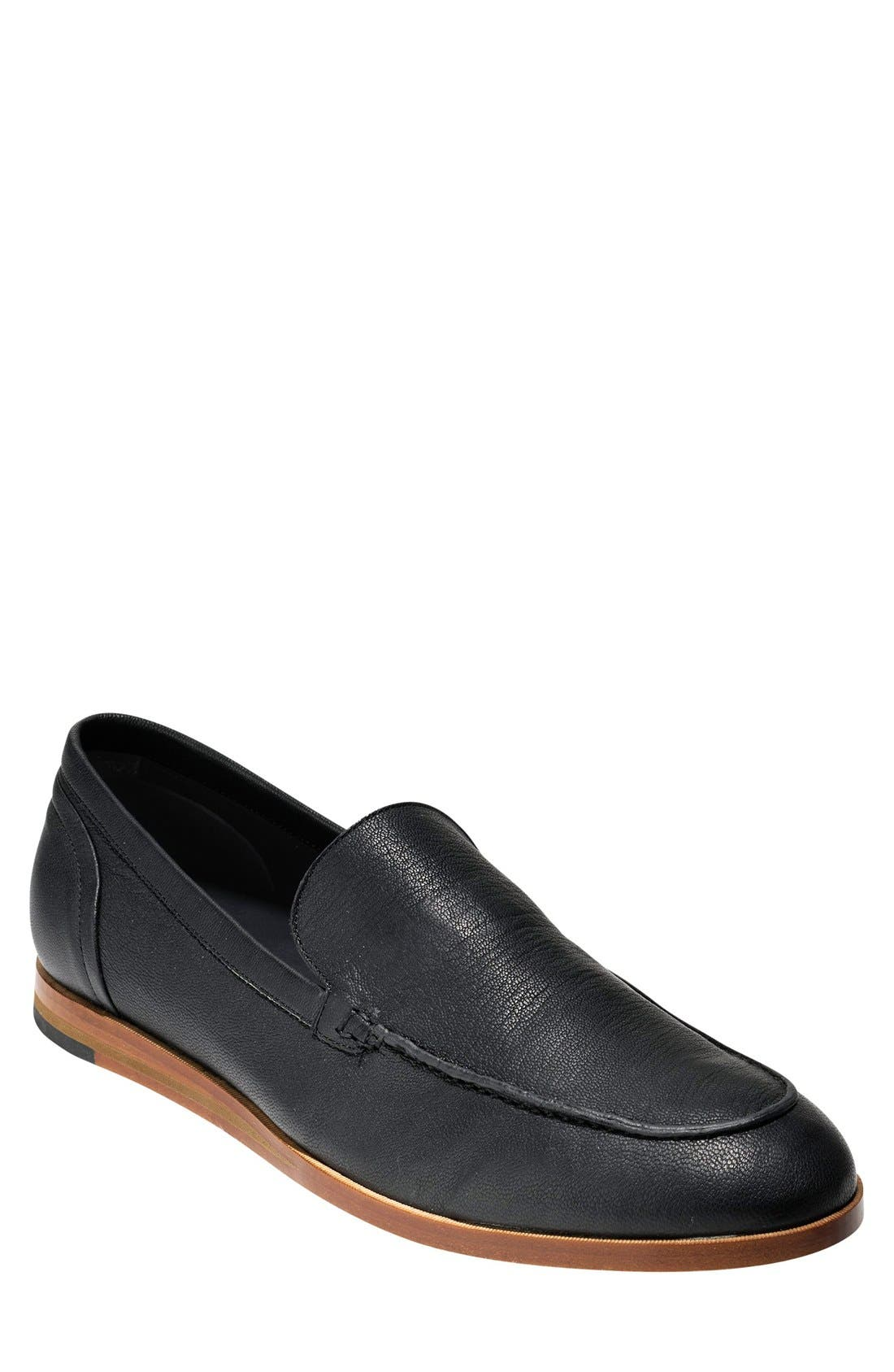 'Bedford' Loafer,                             Main thumbnail 1, color,                             001