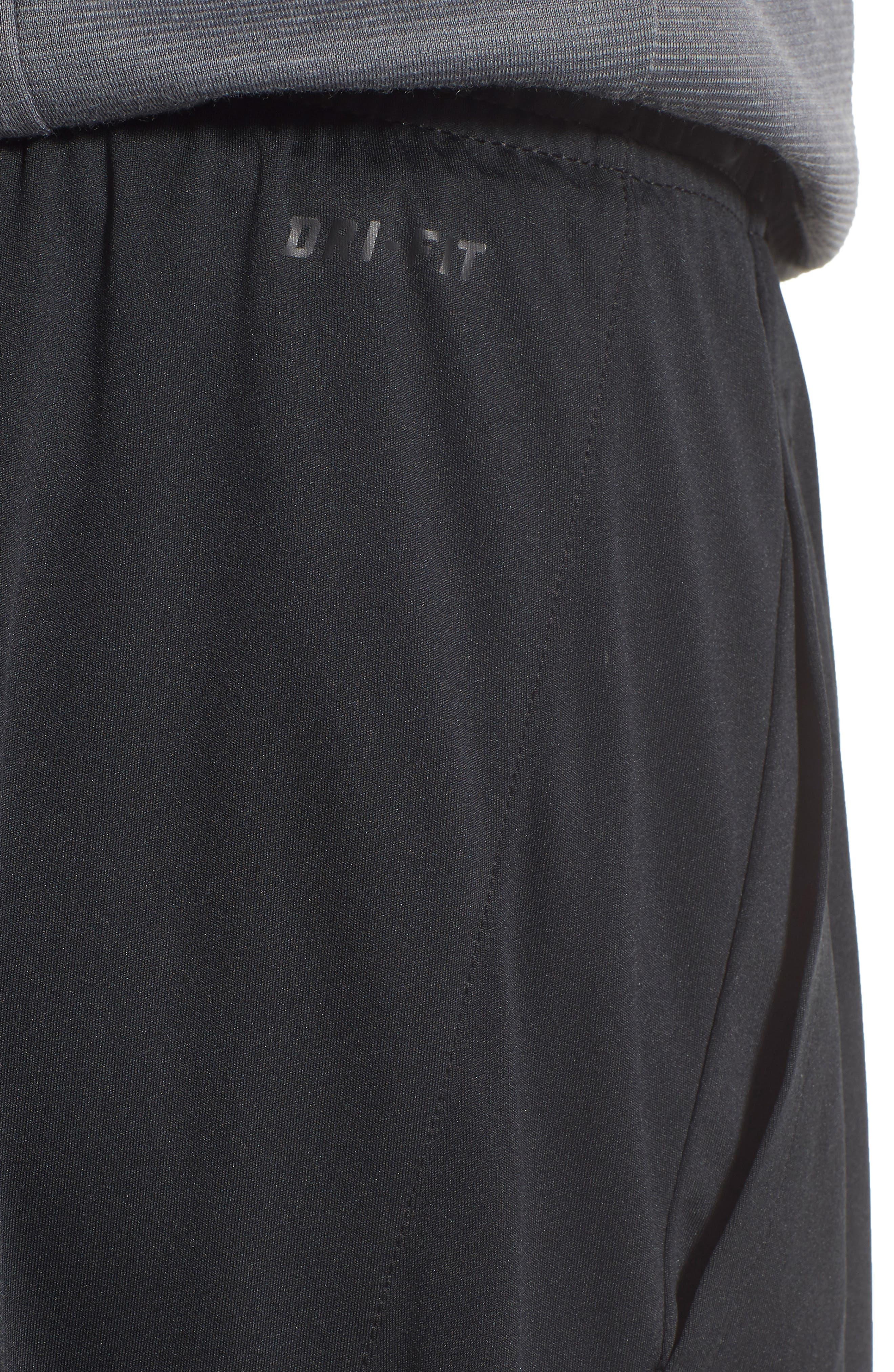 Fly Athletic Shorts,                             Alternate thumbnail 4, color,                             010