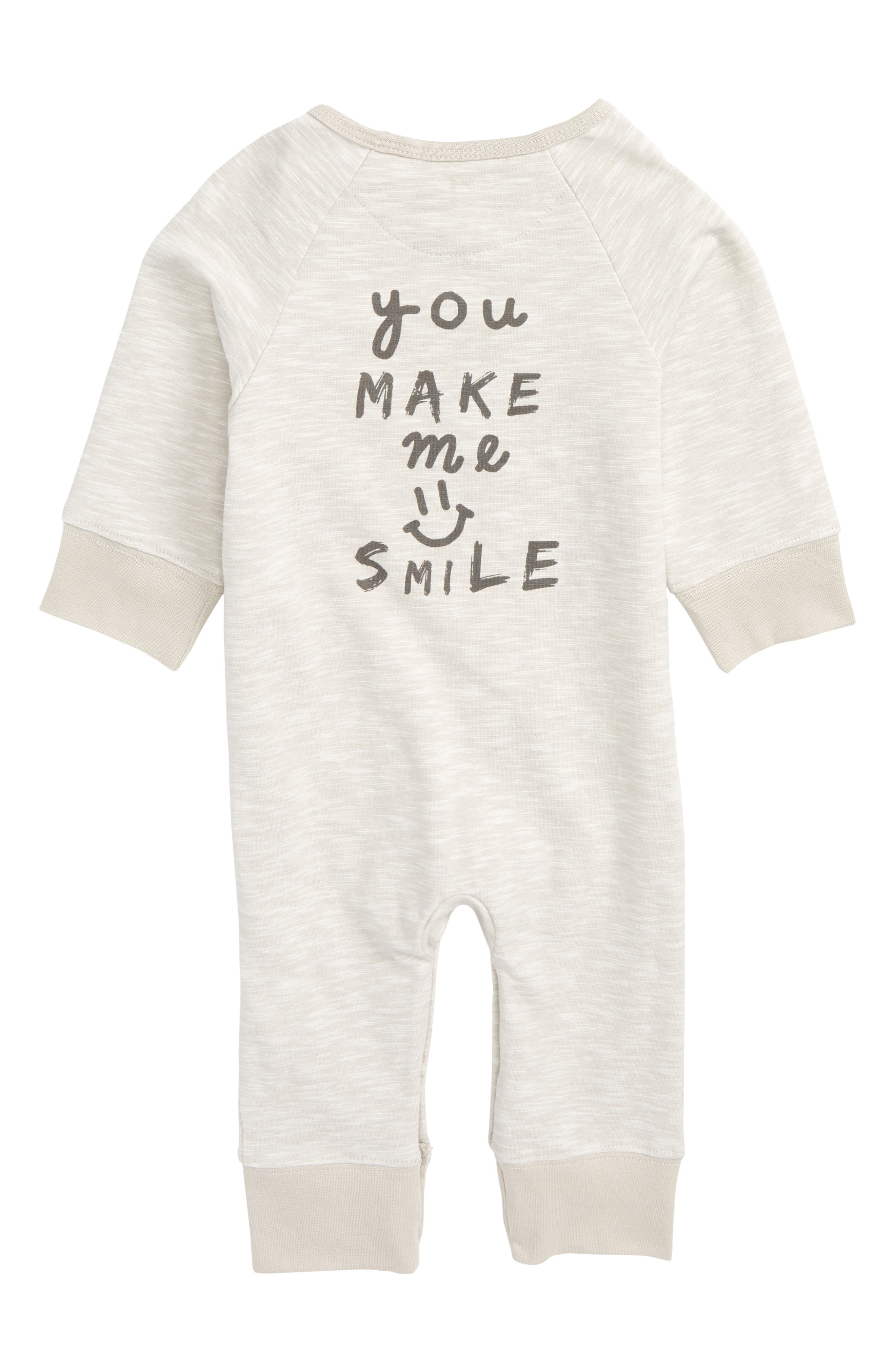 You Make Me Smile Romper,                             Alternate thumbnail 2, color,