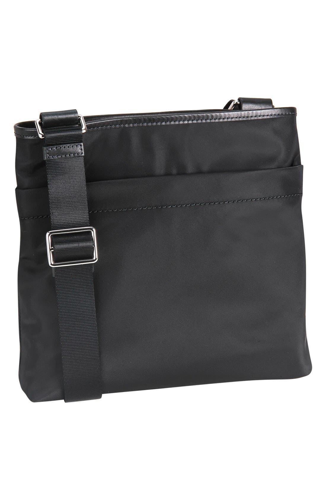 TUMI,                             'Voyageur - Capri' Crossbody Bag,                             Alternate thumbnail 3, color,                             001