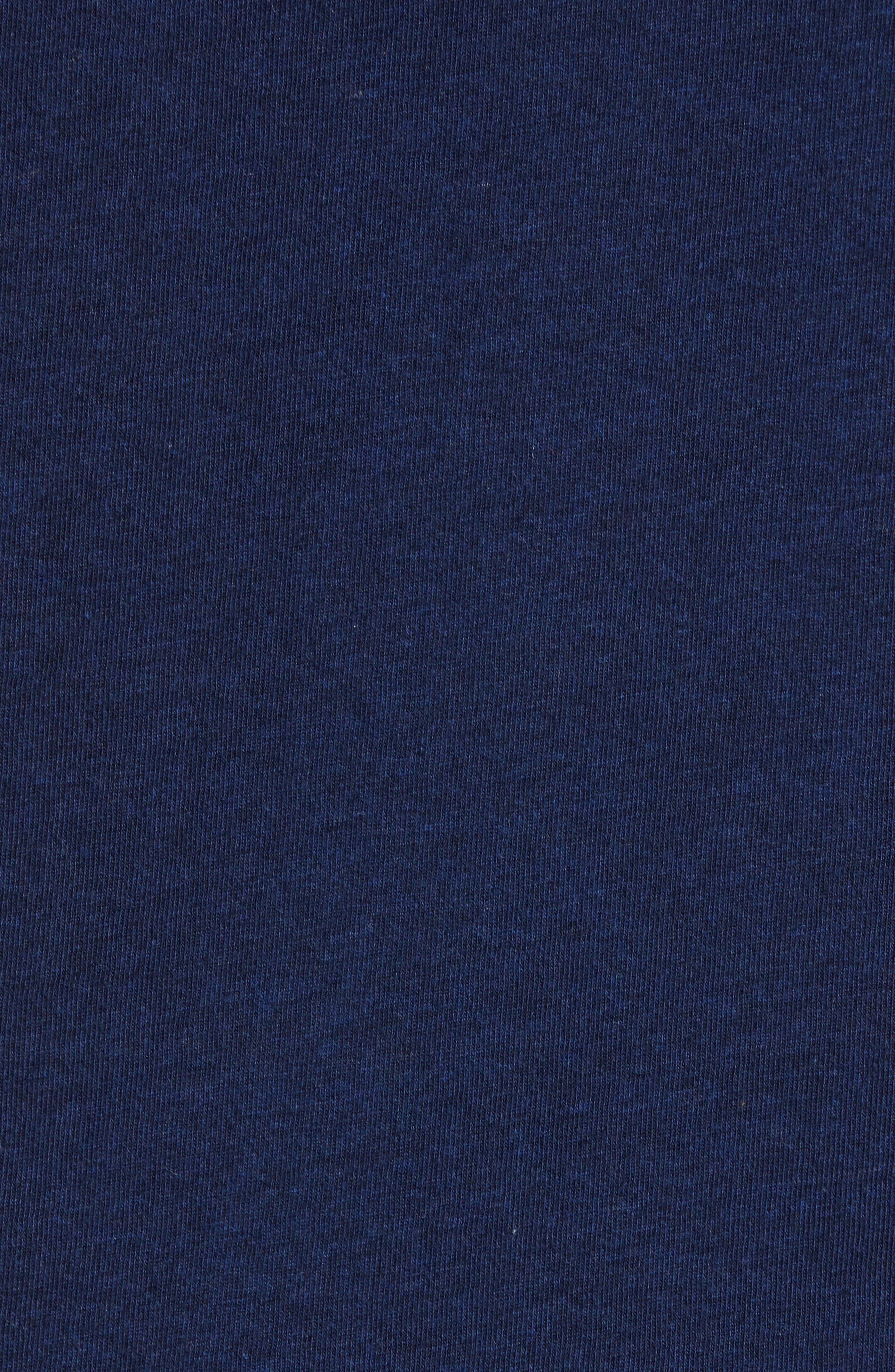 Patriotic Sail Regular Fit T-Shirt,                             Alternate thumbnail 5, color,
