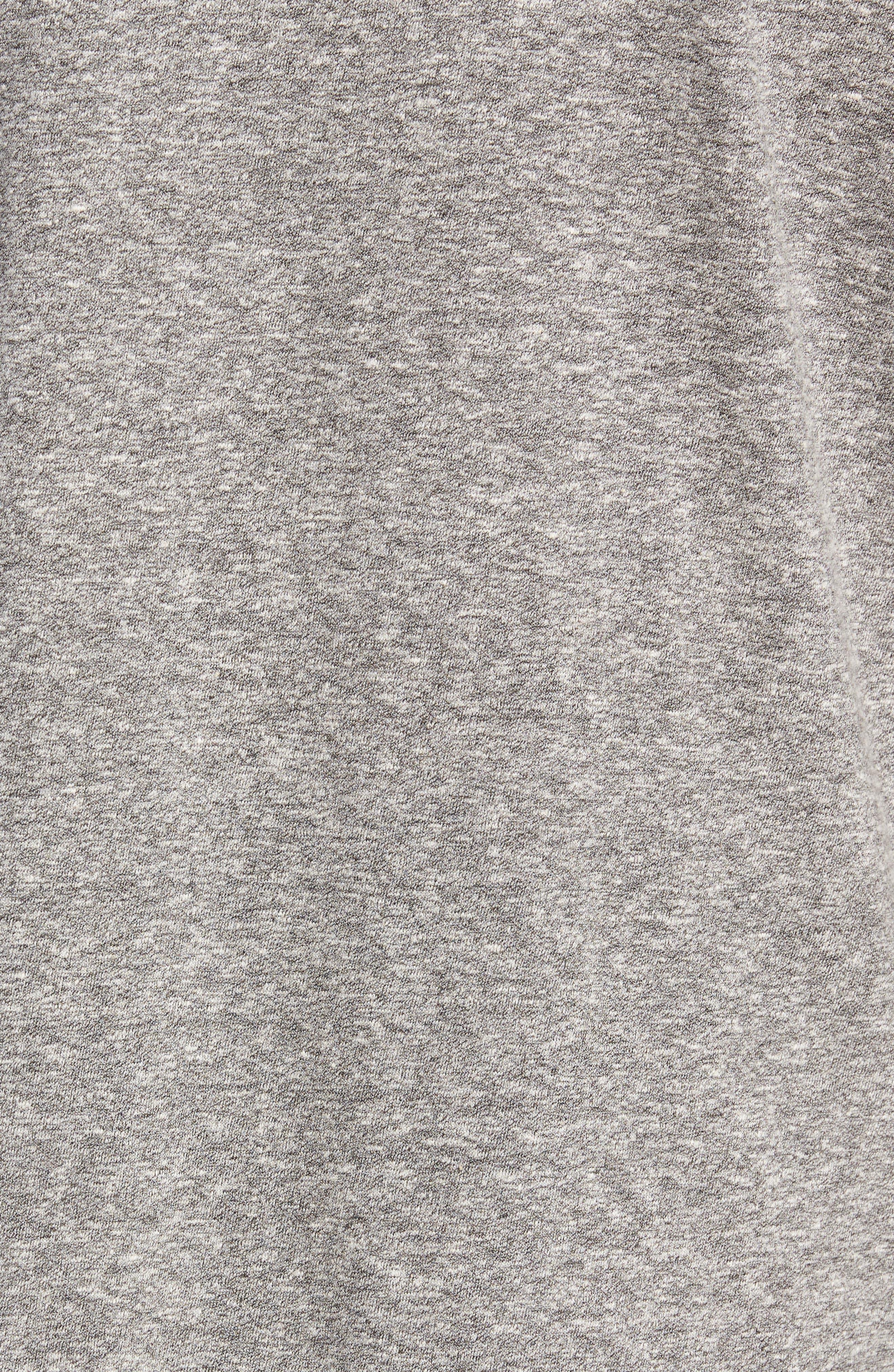 Triblend Henley Shirt,                             Alternate thumbnail 5, color,                             020