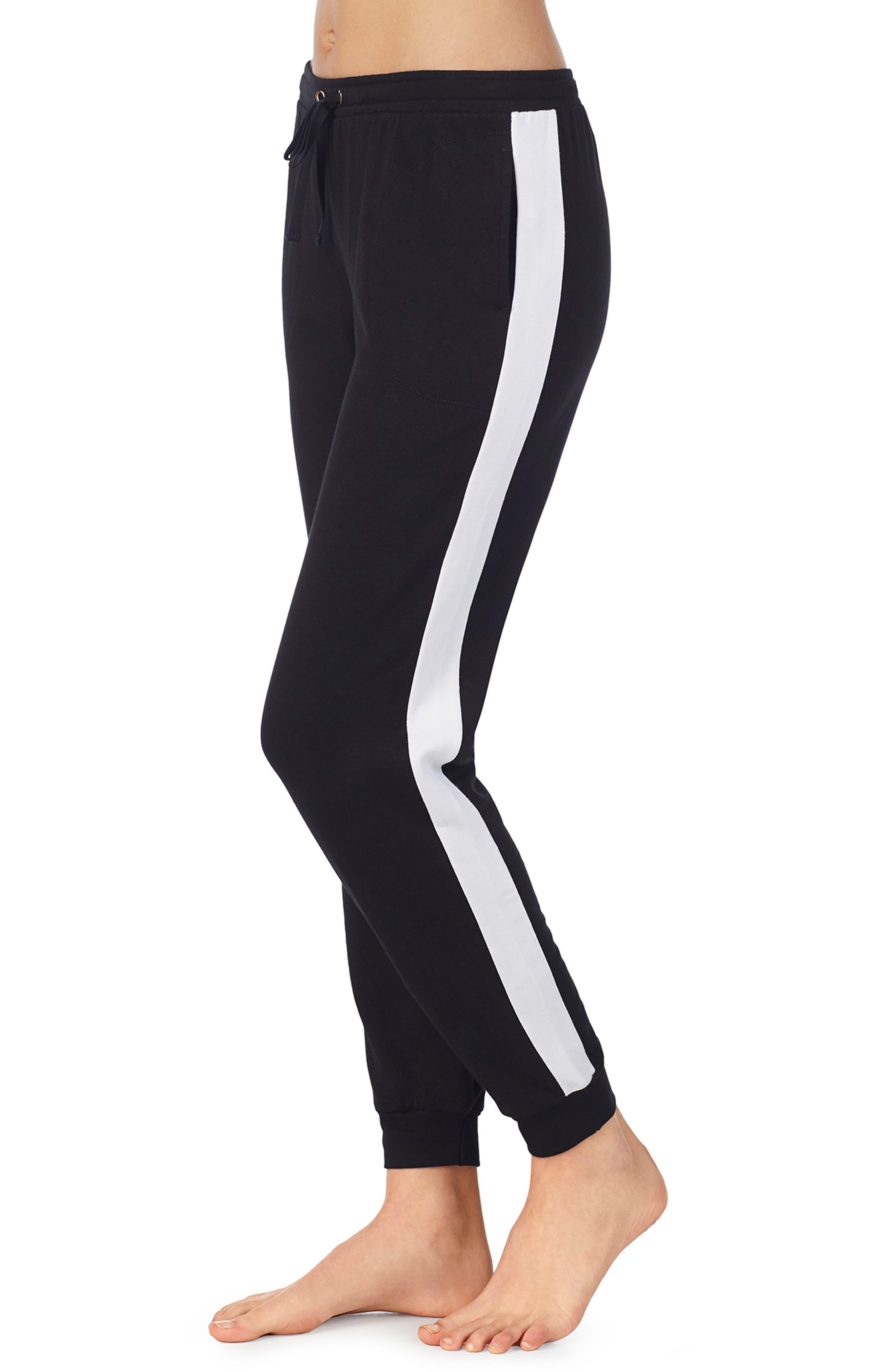Stripe Jogger Pants,                             Alternate thumbnail 3, color,                             001