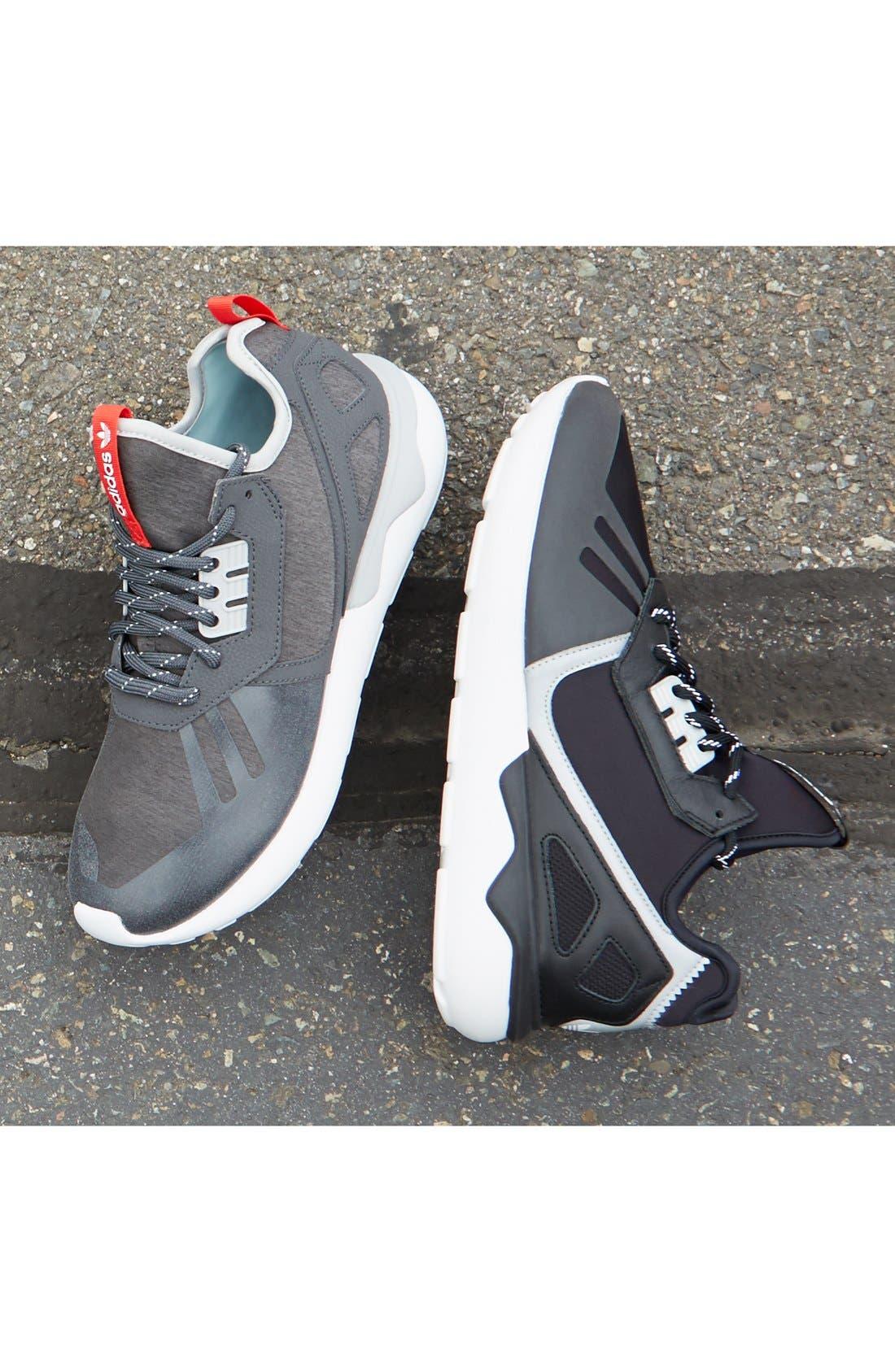 'Tubular Runner Weave' Sneaker,                             Main thumbnail 1, color,                             415