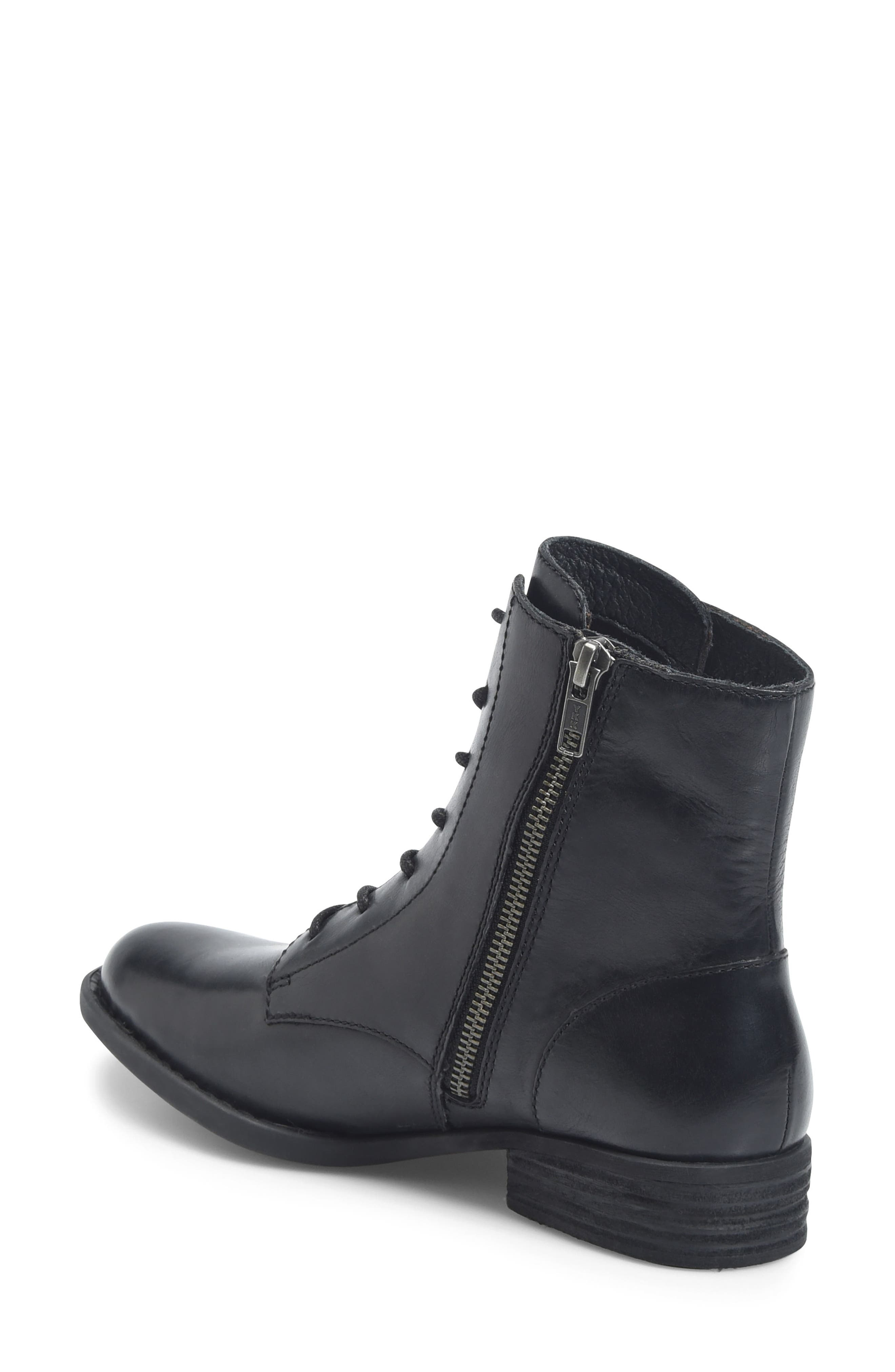Clements Lace-Up Boot,                             Alternate thumbnail 6, color,
