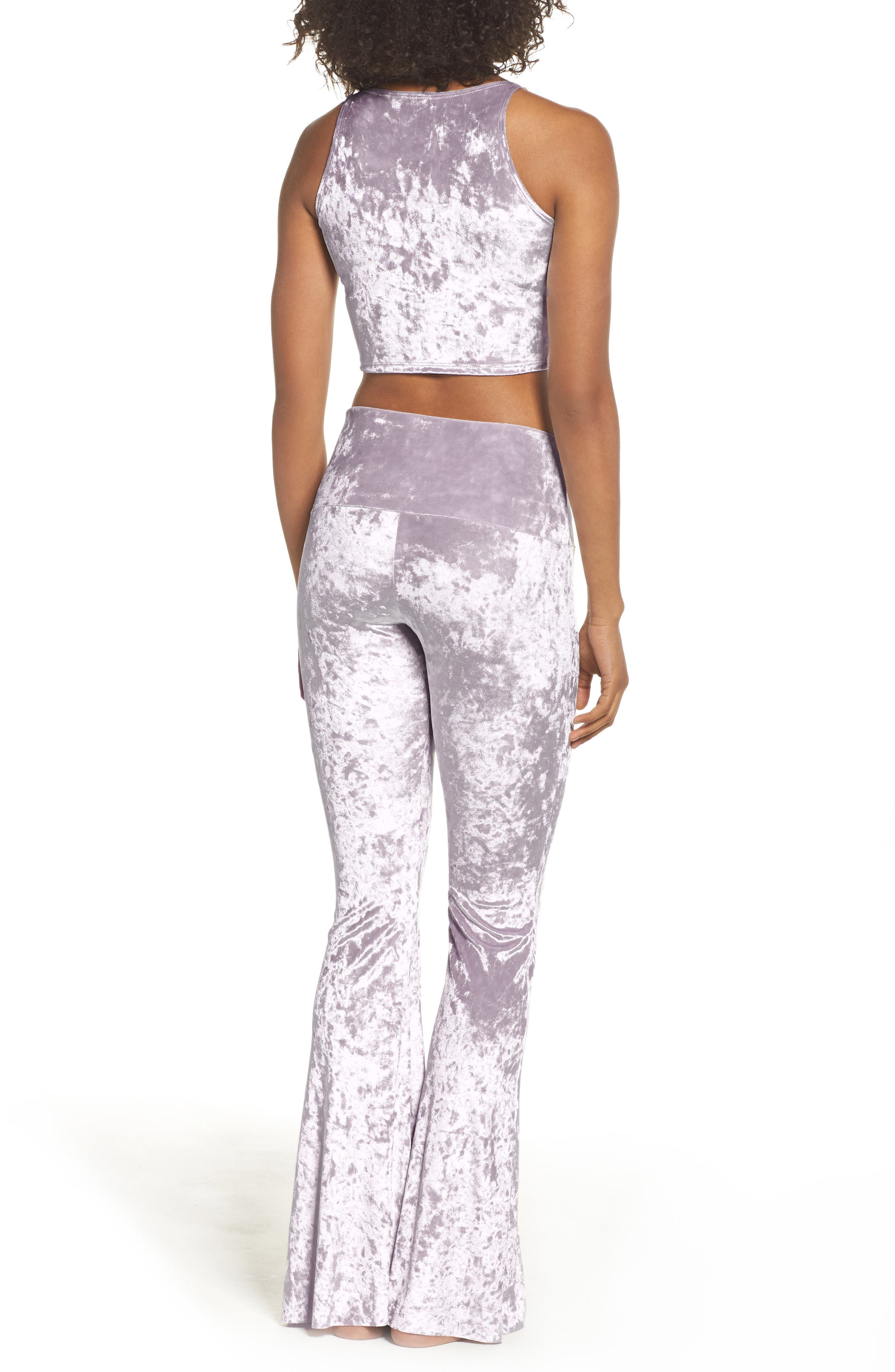Flare Leg Yoga Pants,                             Alternate thumbnail 29, color,