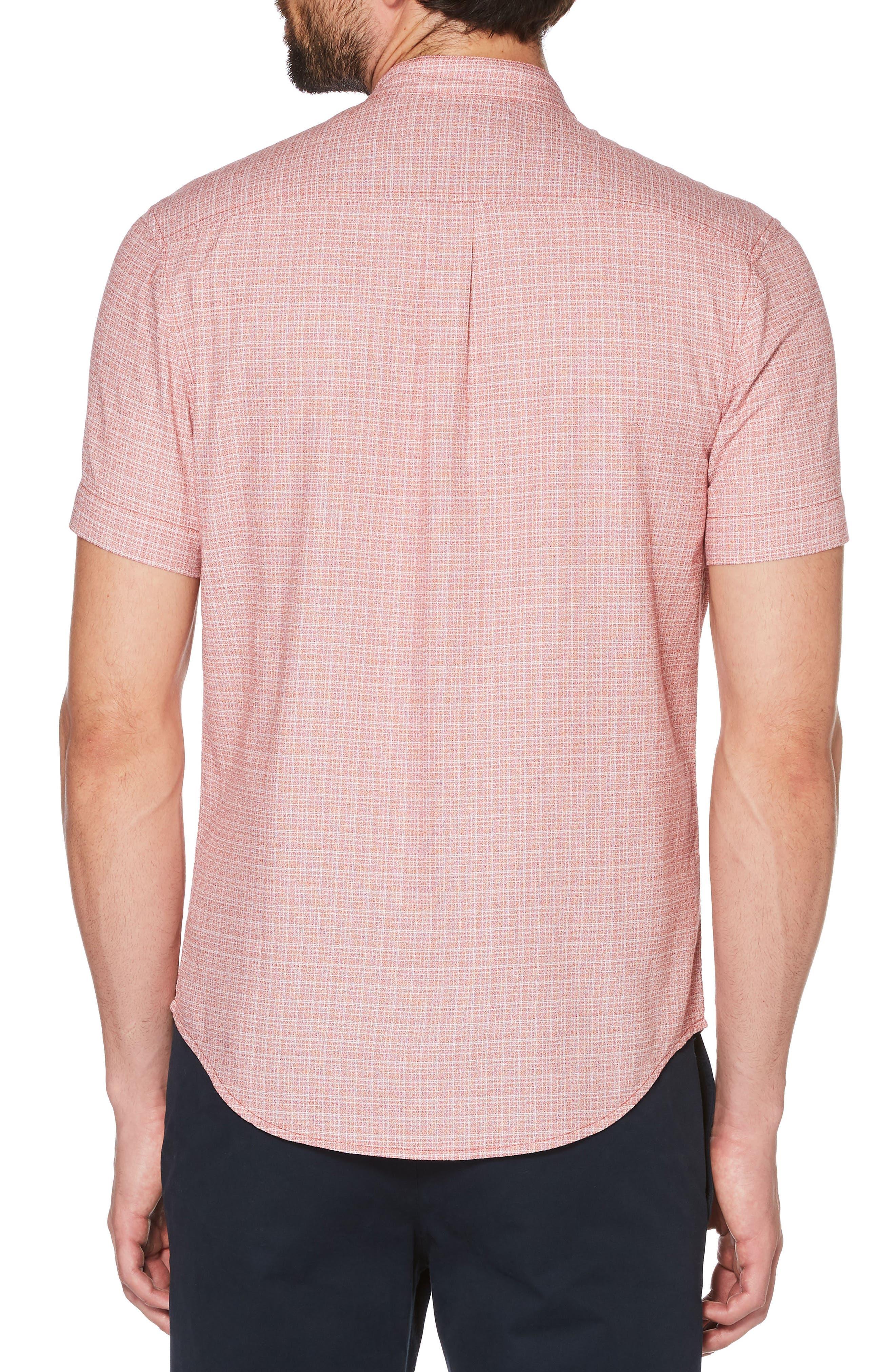 Crosshatch Shirt,                             Alternate thumbnail 2, color,                             660