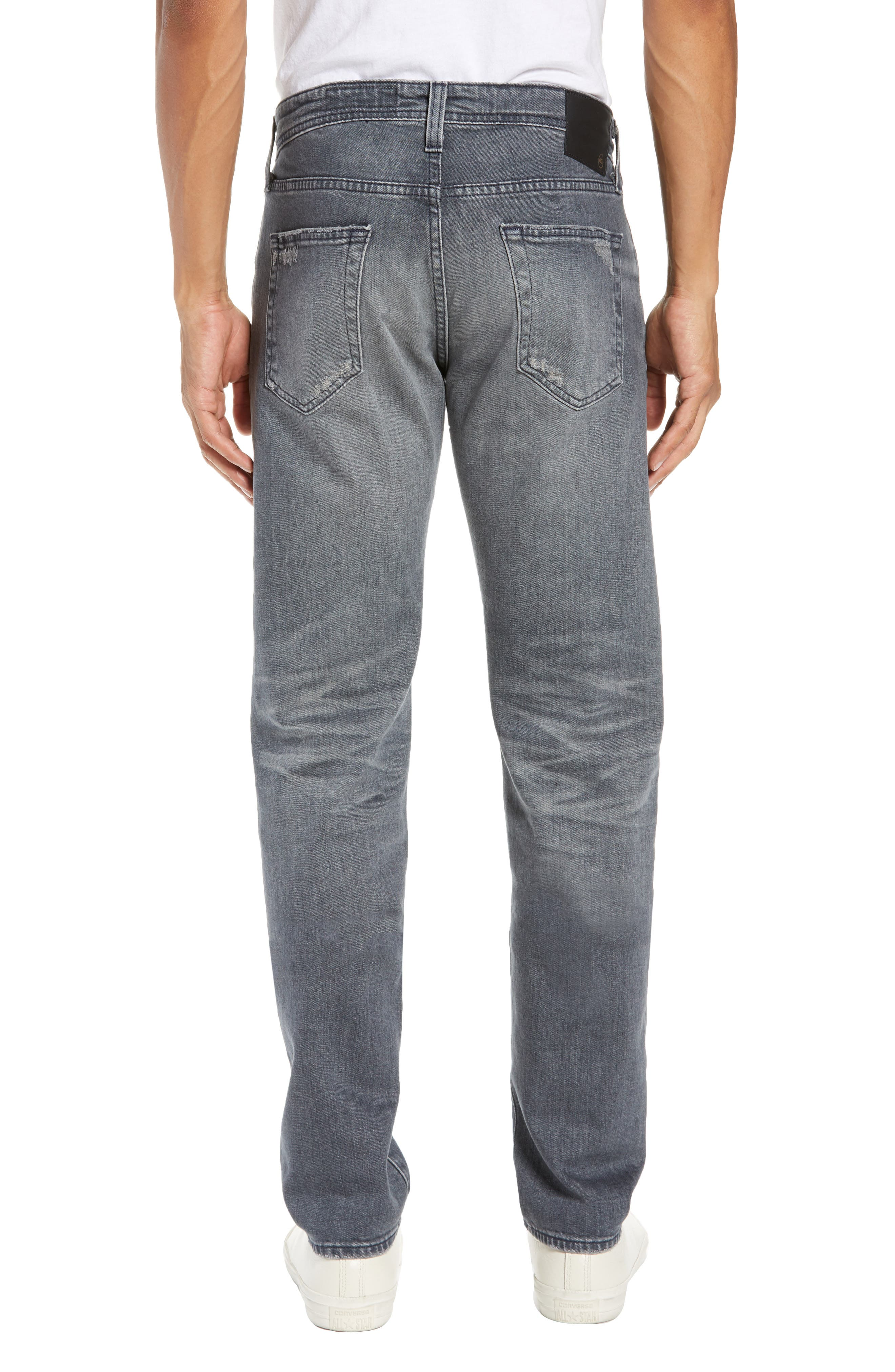Tellis Slim Fit Jeans,                             Alternate thumbnail 2, color,                             8 YEARS CONJURE