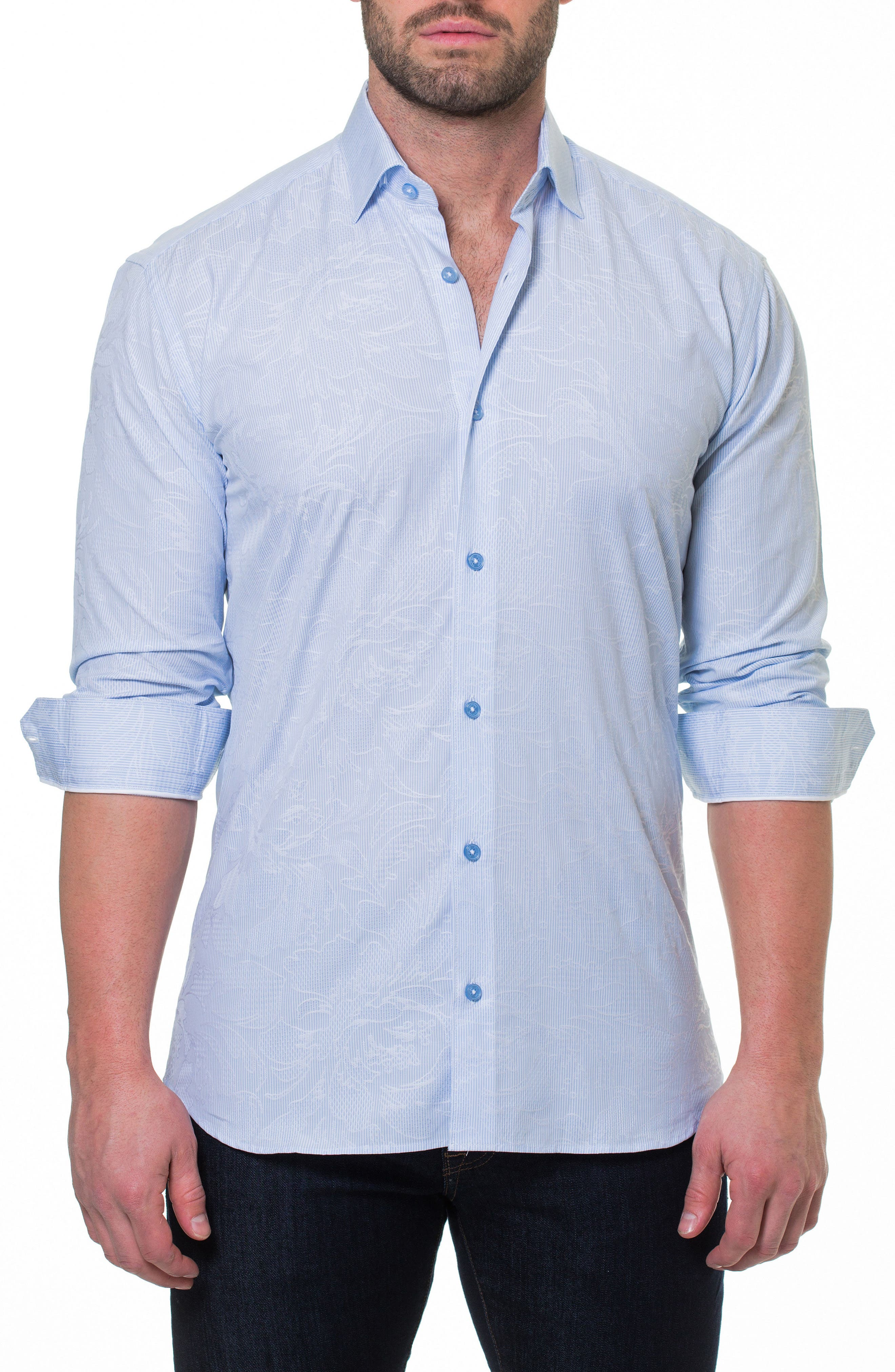 Luxor Flow Sport Shirt,                         Main,                         color, 420