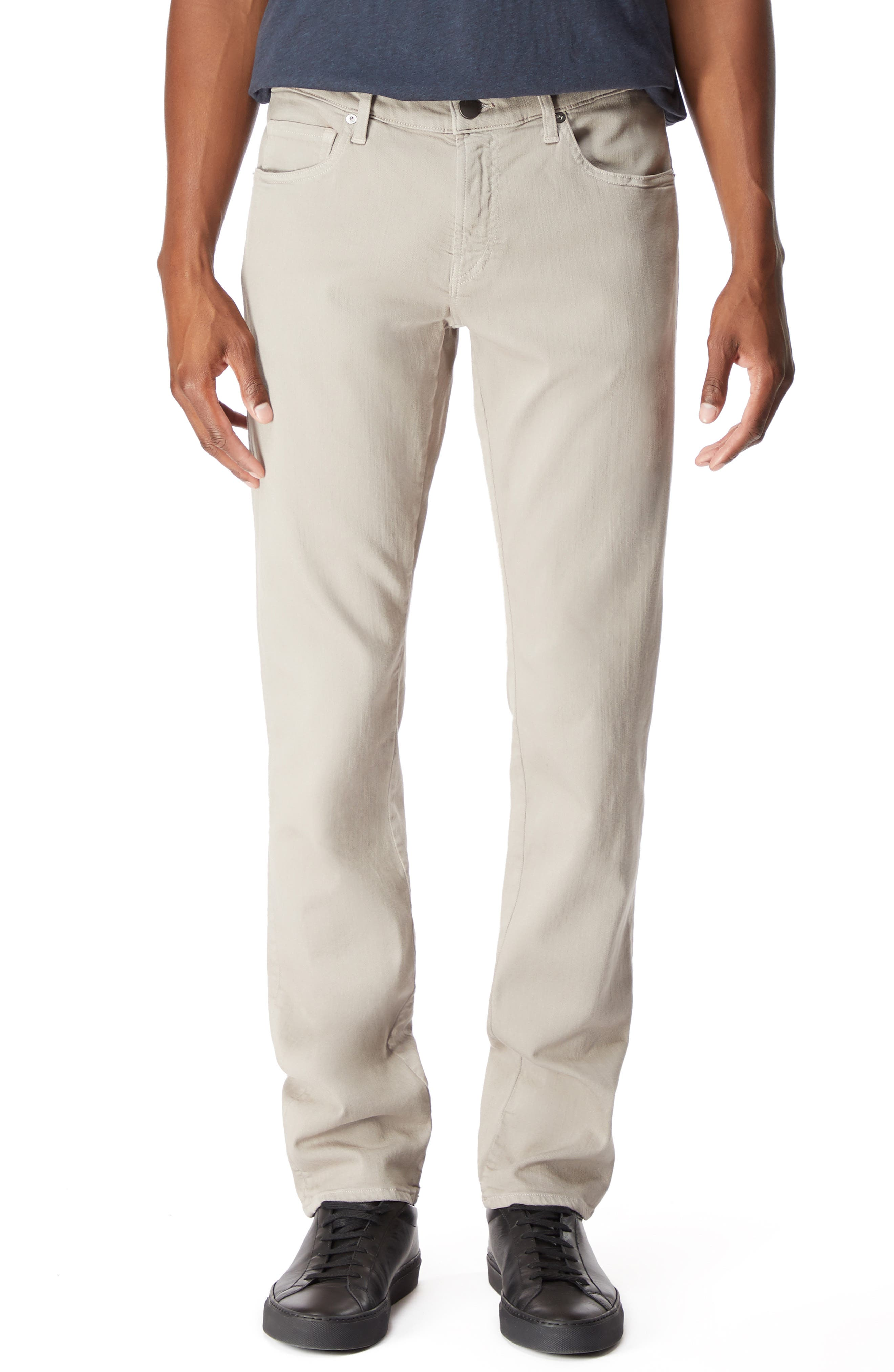 Tyler Slim Fit Jeans,                             Main thumbnail 1, color,                             TOPE (TAUPE)