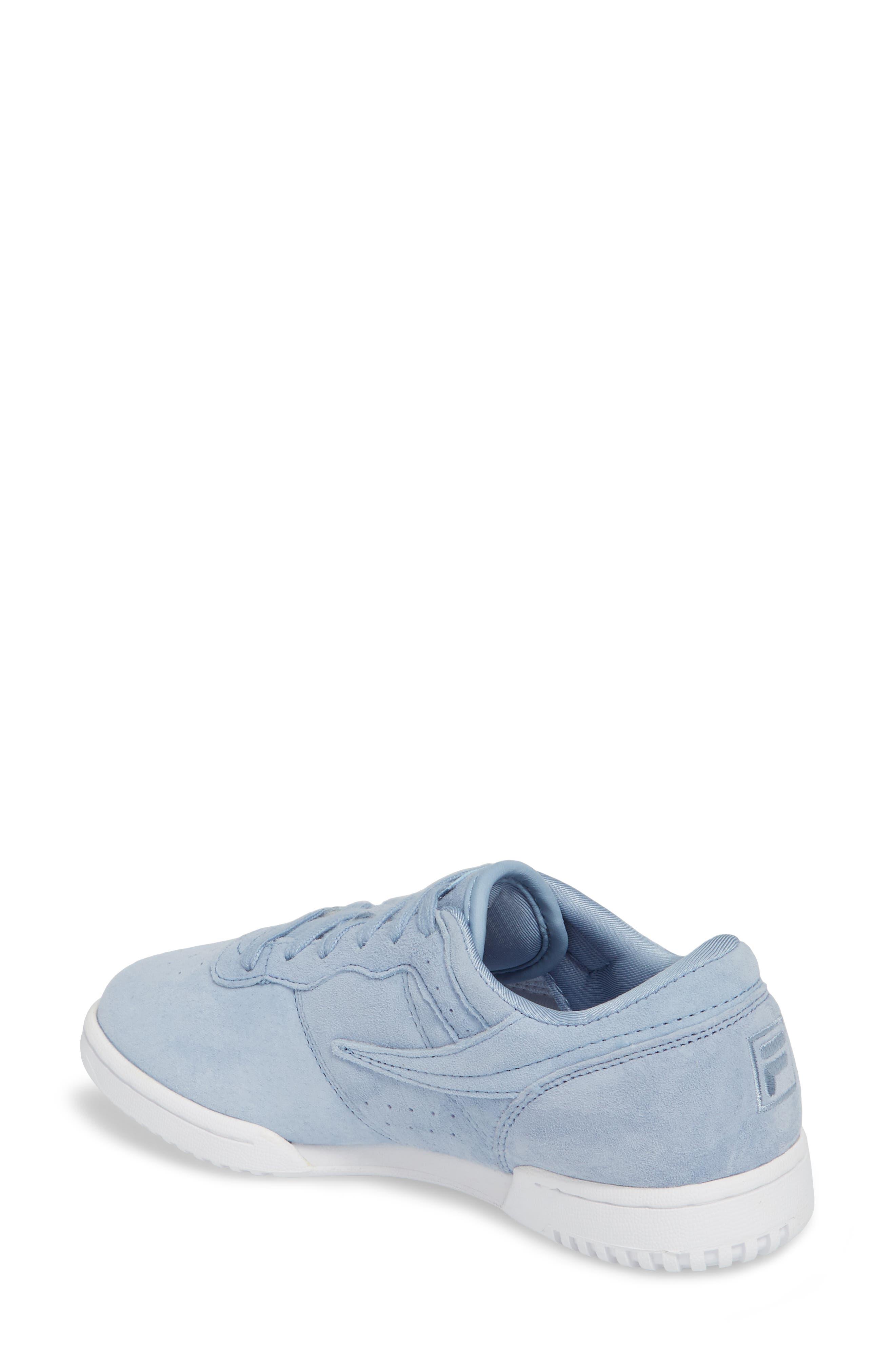 Original Fitness Premium Sneaker,                             Alternate thumbnail 2, color,                             BLUE/ WHITE