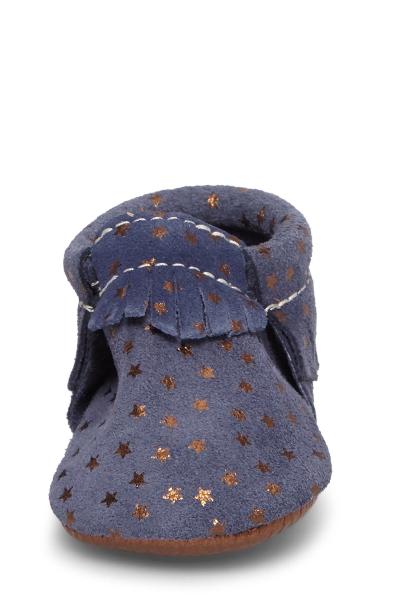 Starry Sky Moccasin,                             Alternate thumbnail 4, color,                             400